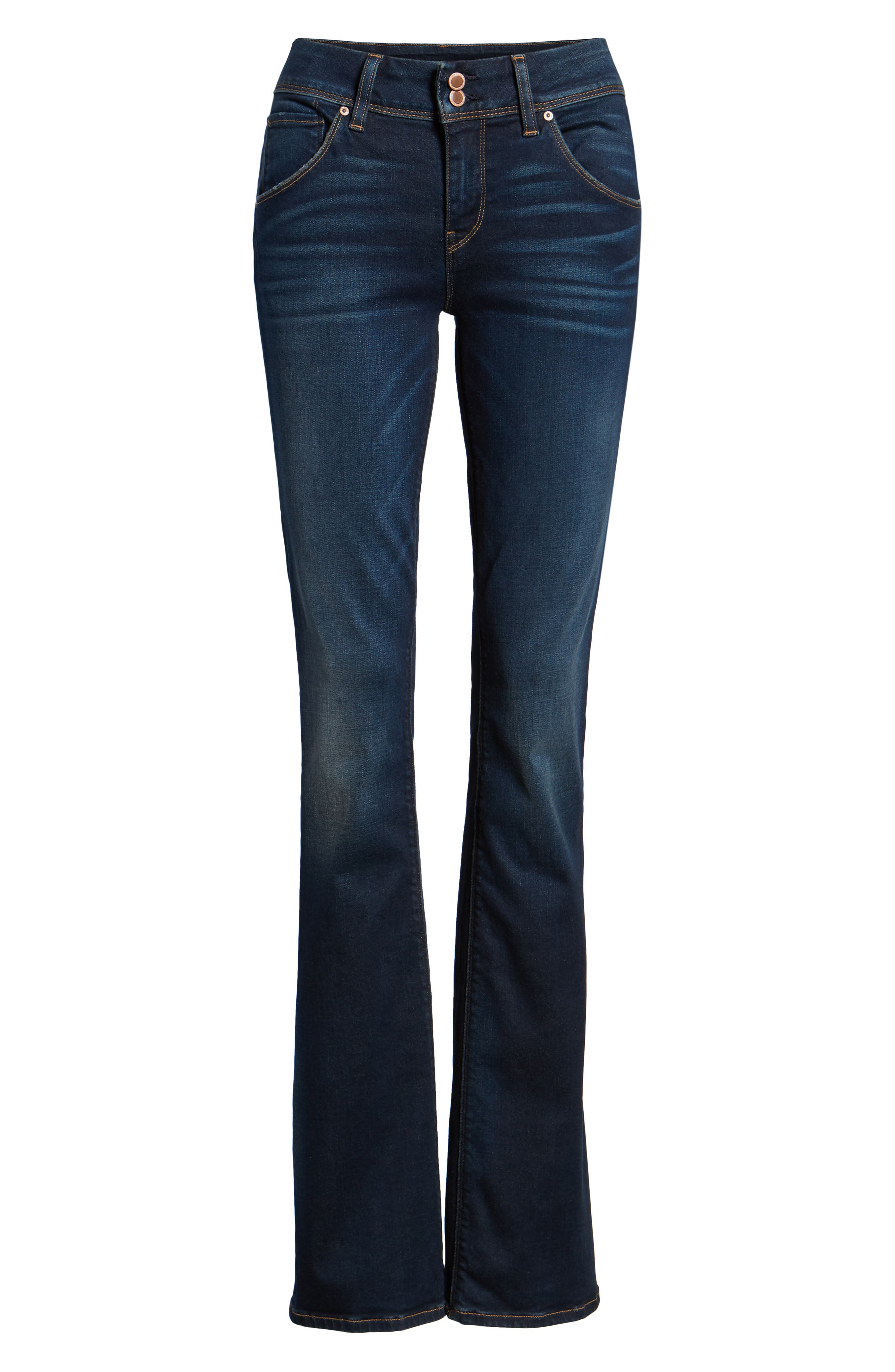 Beth Baby Bootcut Jeans,                             Alternate thumbnail 7, color,                             FULLERTON