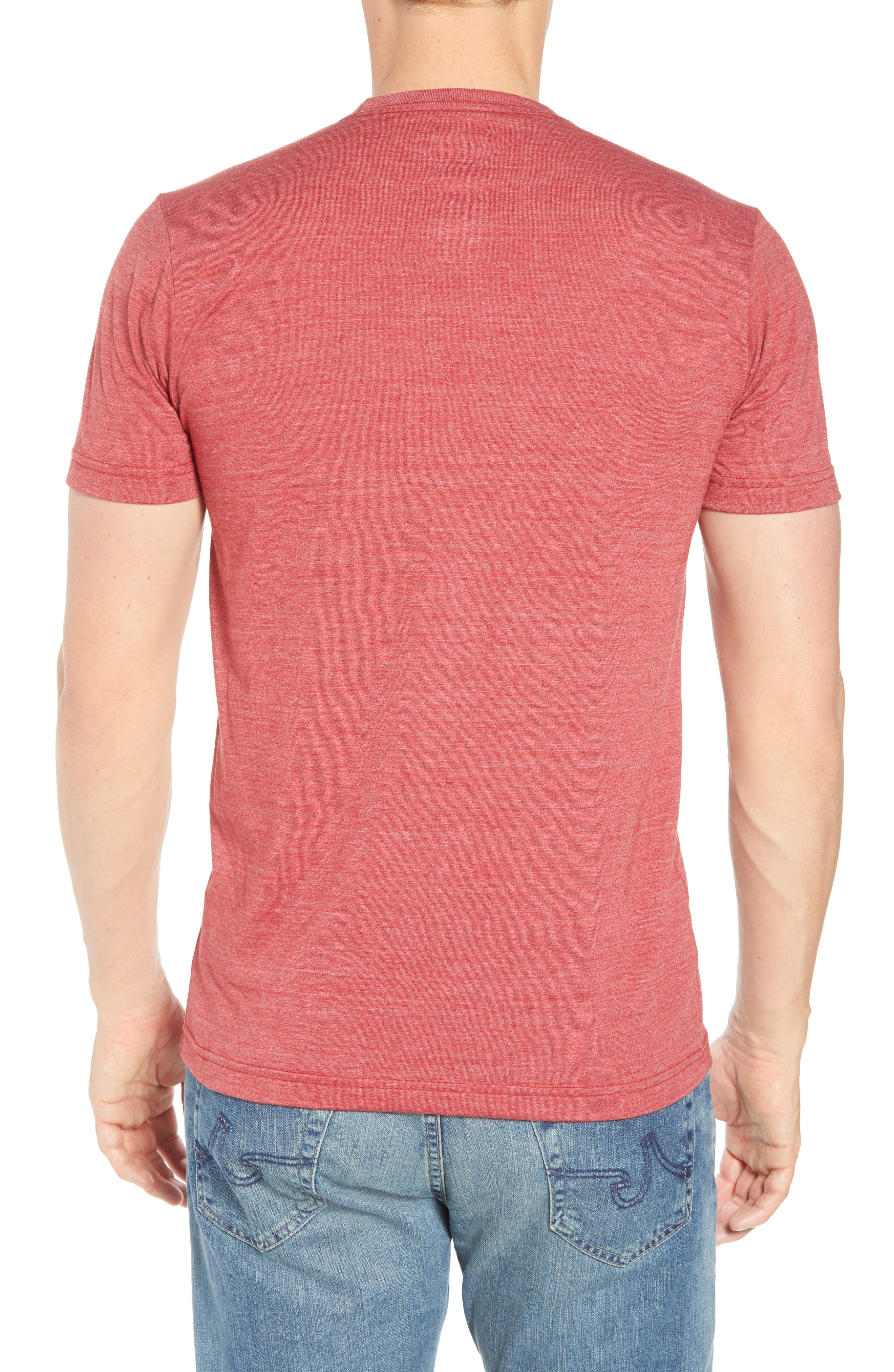 Americana Crewneck T-Shirt,                             Alternate thumbnail 8, color,