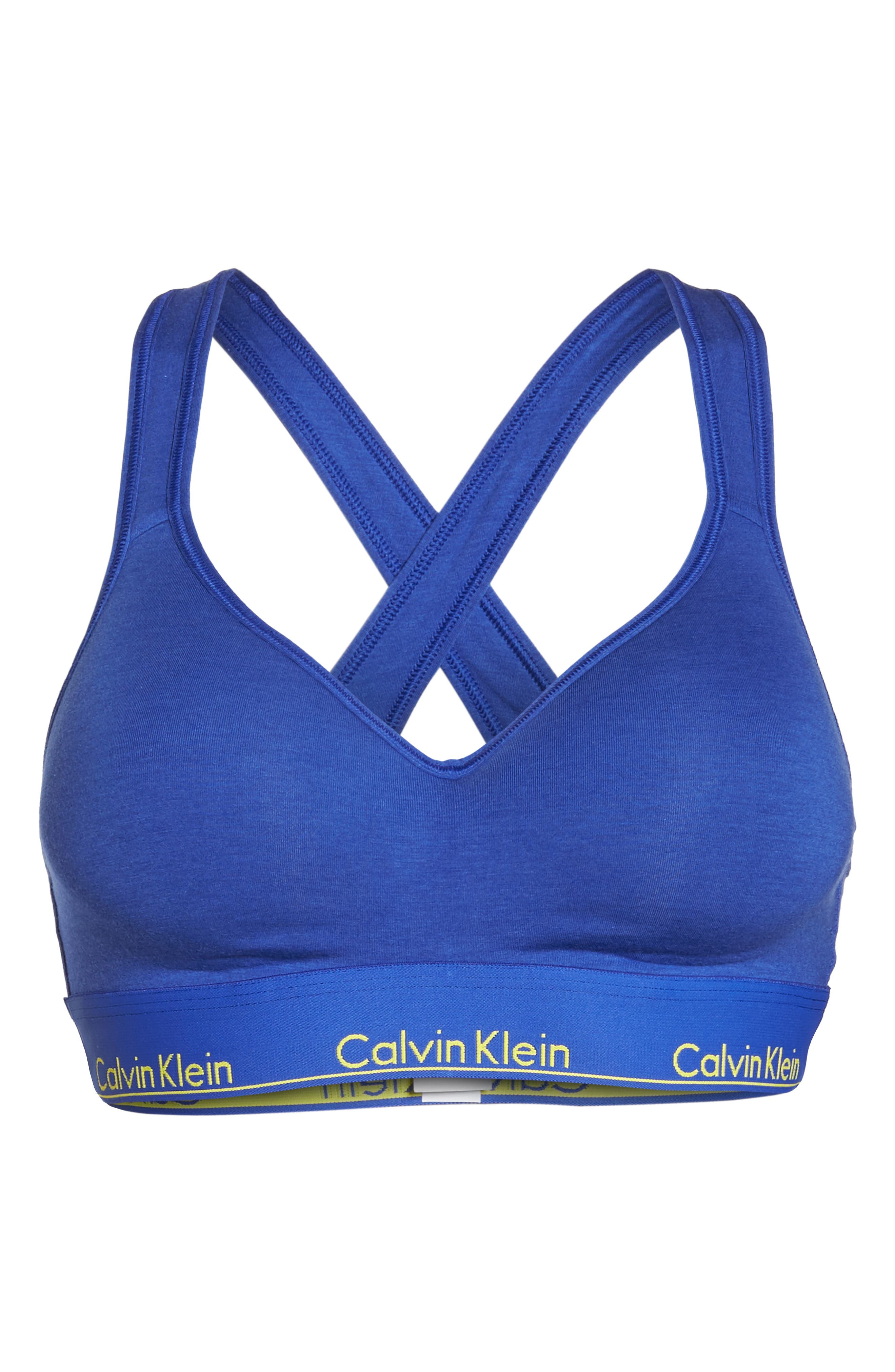 Modern Cotton Bra,                             Alternate thumbnail 22, color,