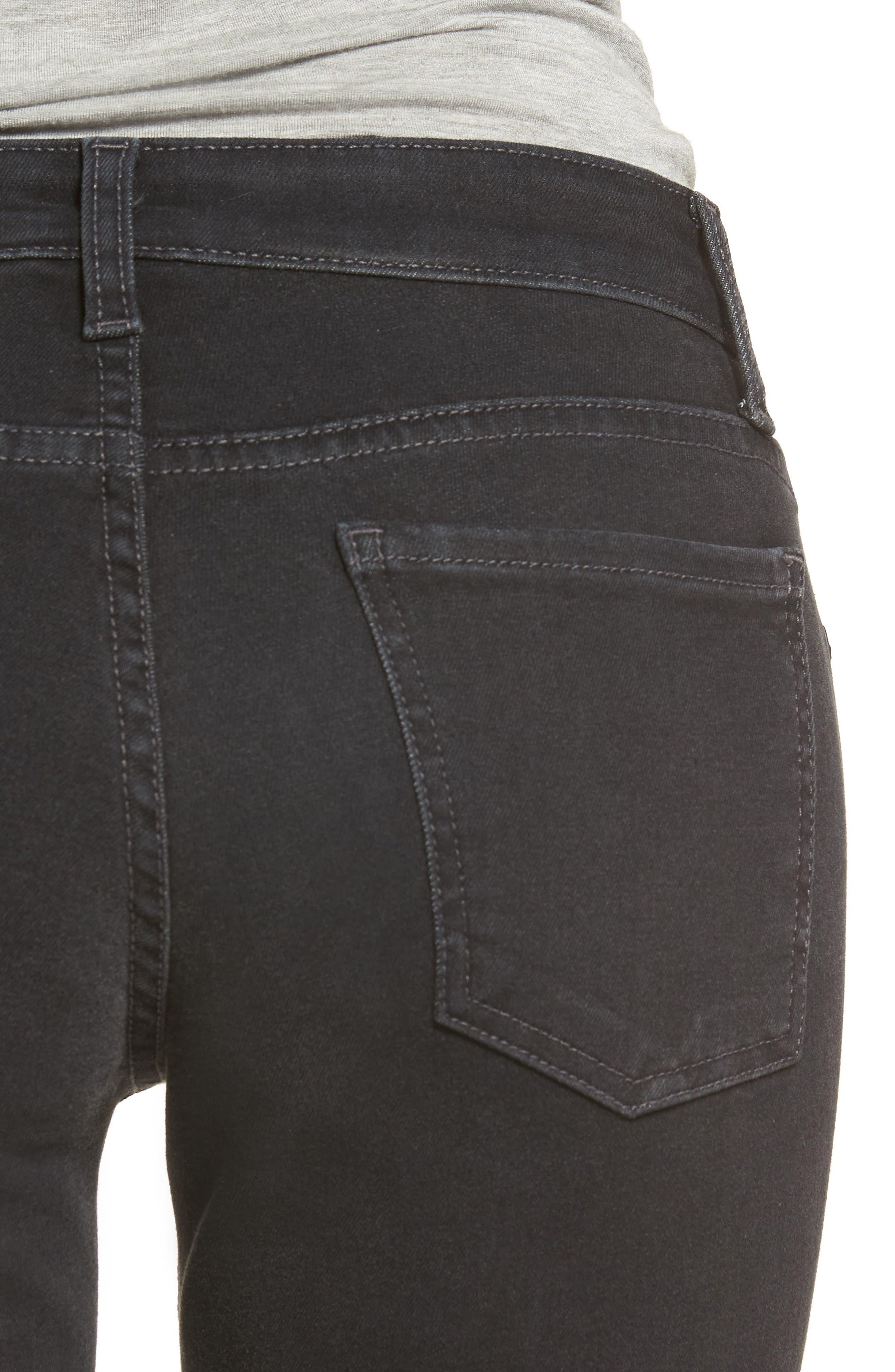Donna Skinny Jeans,                             Alternate thumbnail 4, color,                             018