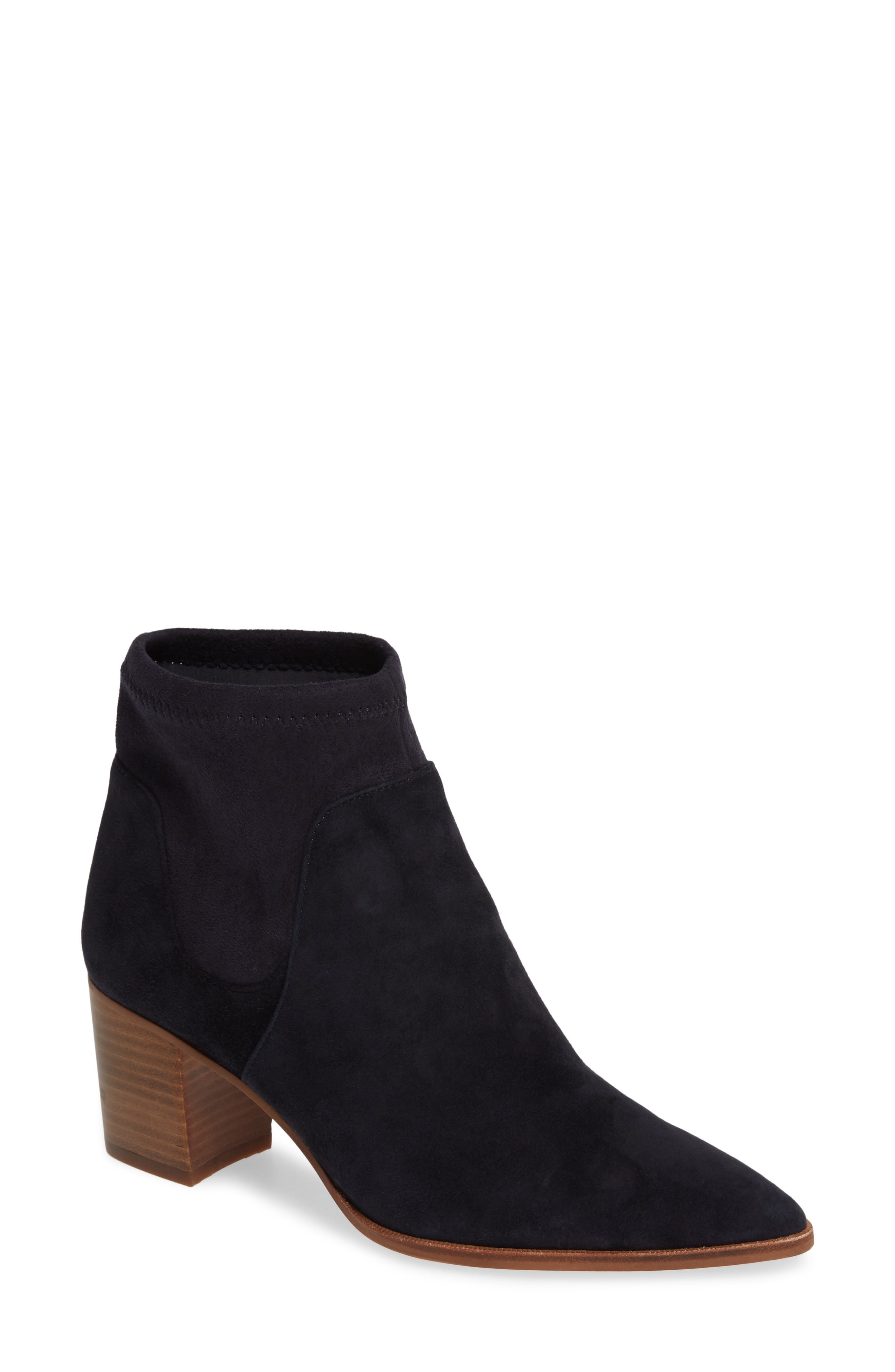 Sole Society Dawnina Bootie, Blue