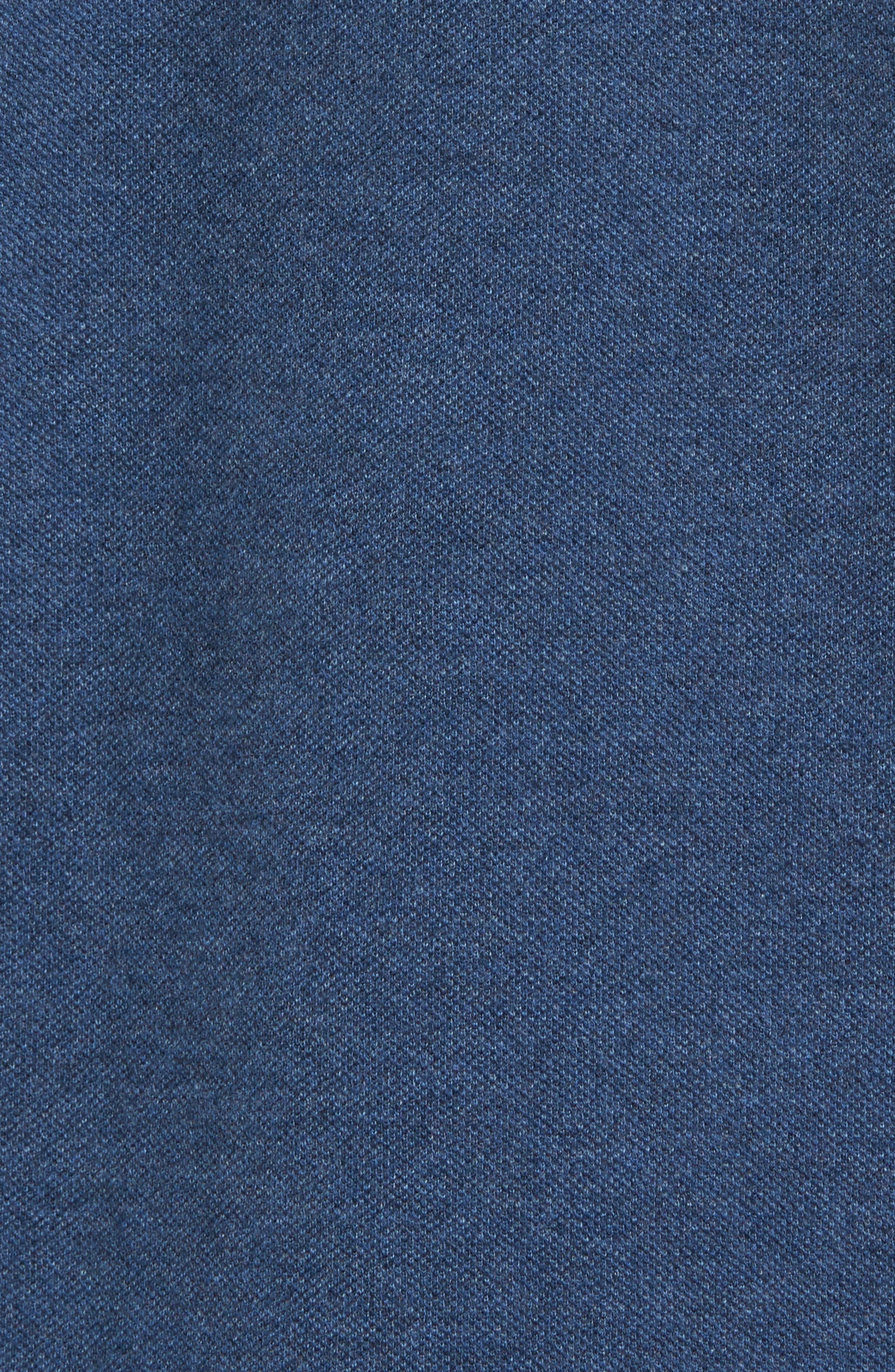 Shandy Heathered Knit Sport Shirt,                             Alternate thumbnail 10, color,