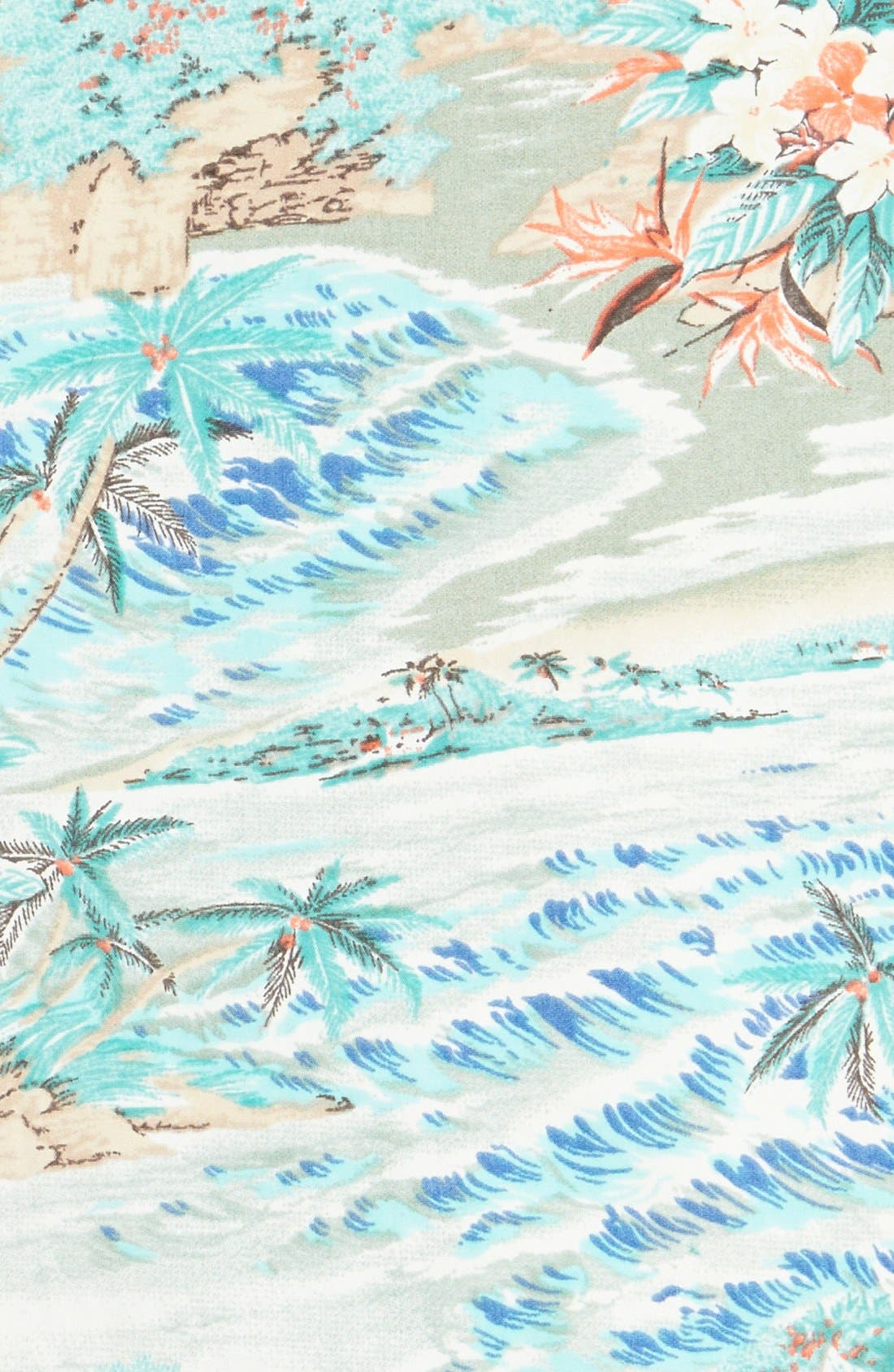 'Black Sands' Board Shorts,                             Alternate thumbnail 3, color,                             433