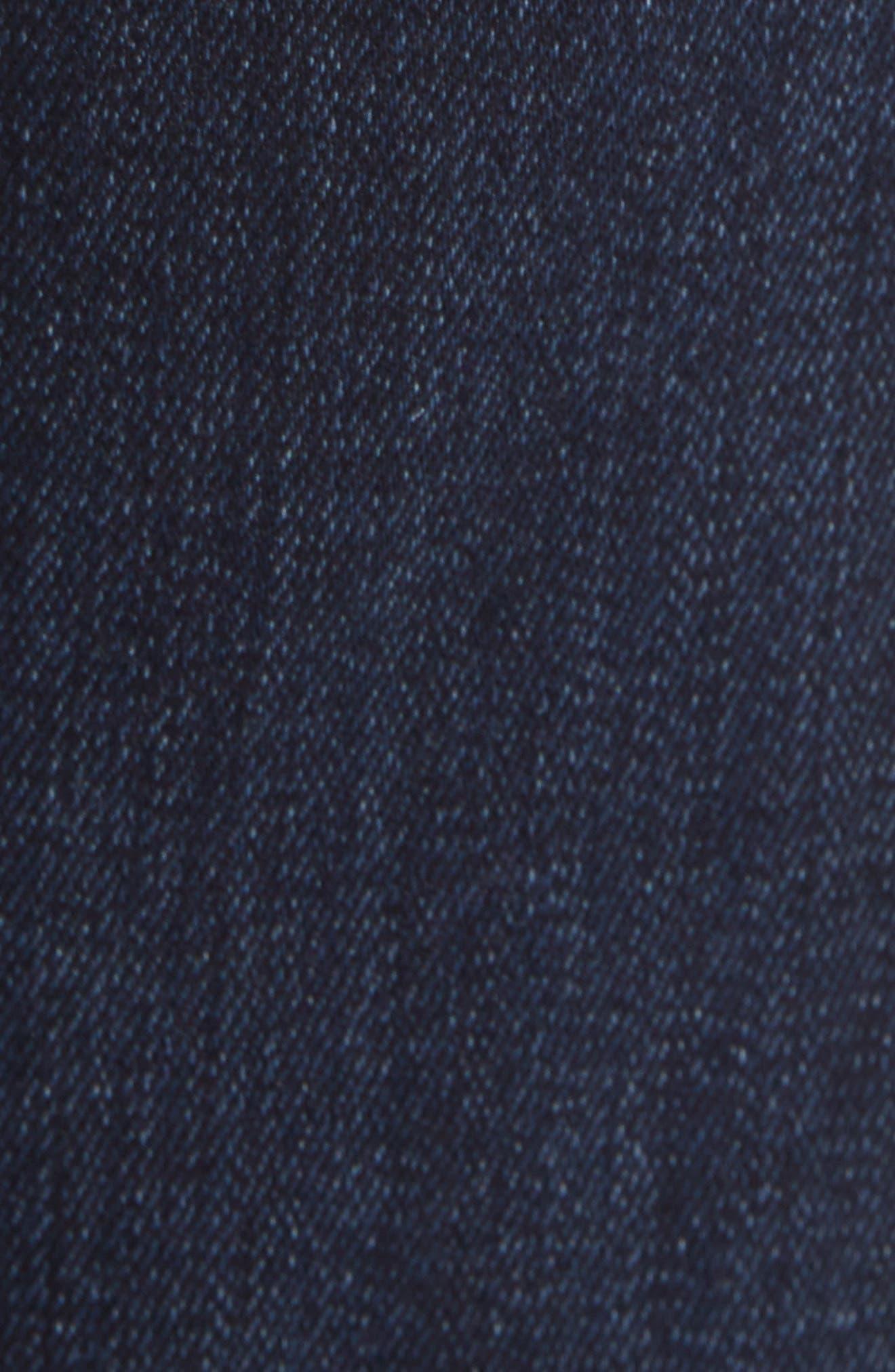 Matt Relaxed Fit Jeans,                             Alternate thumbnail 5, color,                             DEEP CAPITOL HILL