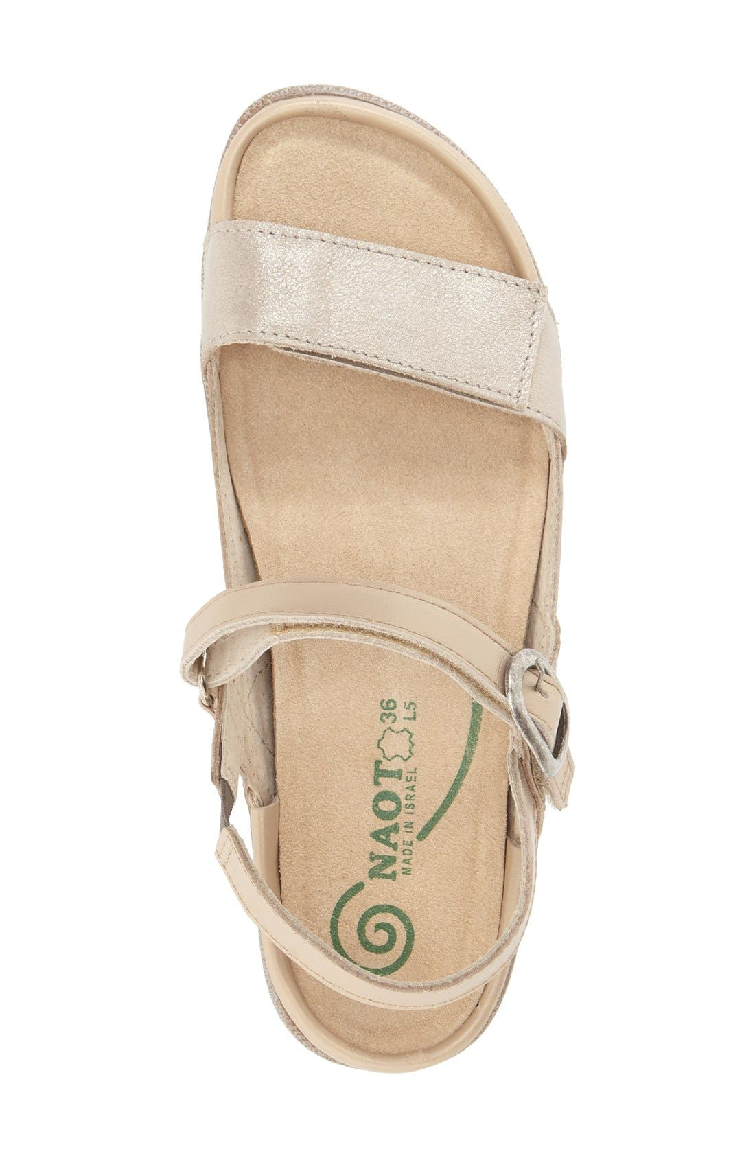 'Mozota' Quarter Strap Sandal,                             Alternate thumbnail 2, color,                             250