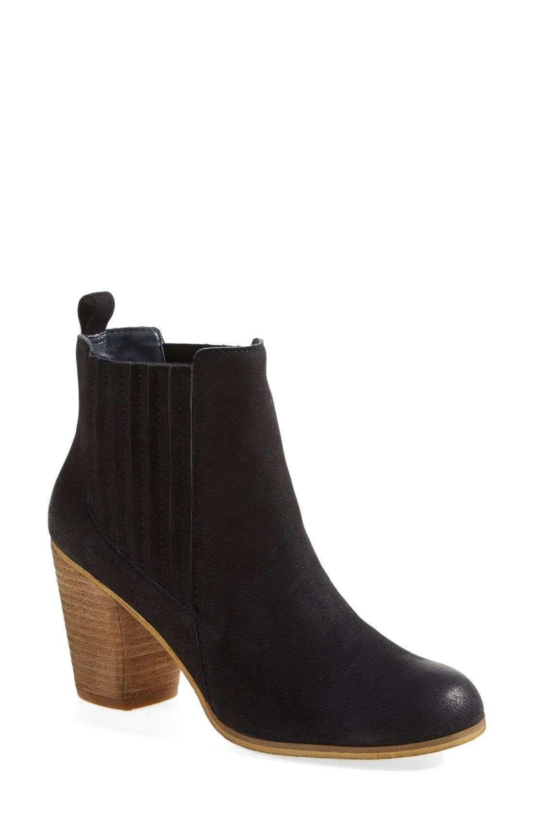 'Andover' Bootie,                             Main thumbnail 1, color,                             001