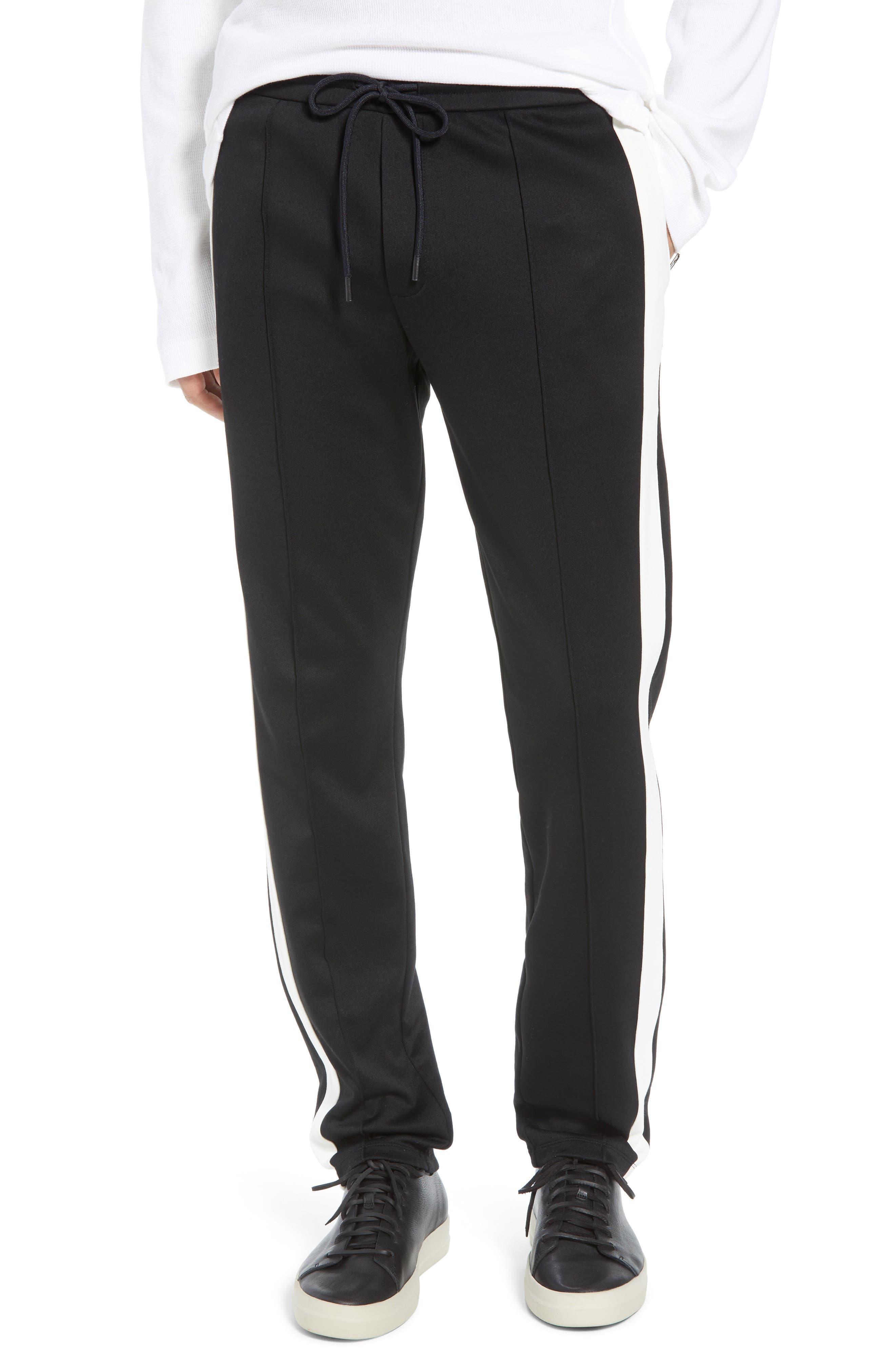 Colorblock Track Pants,                         Main,                         color, 001