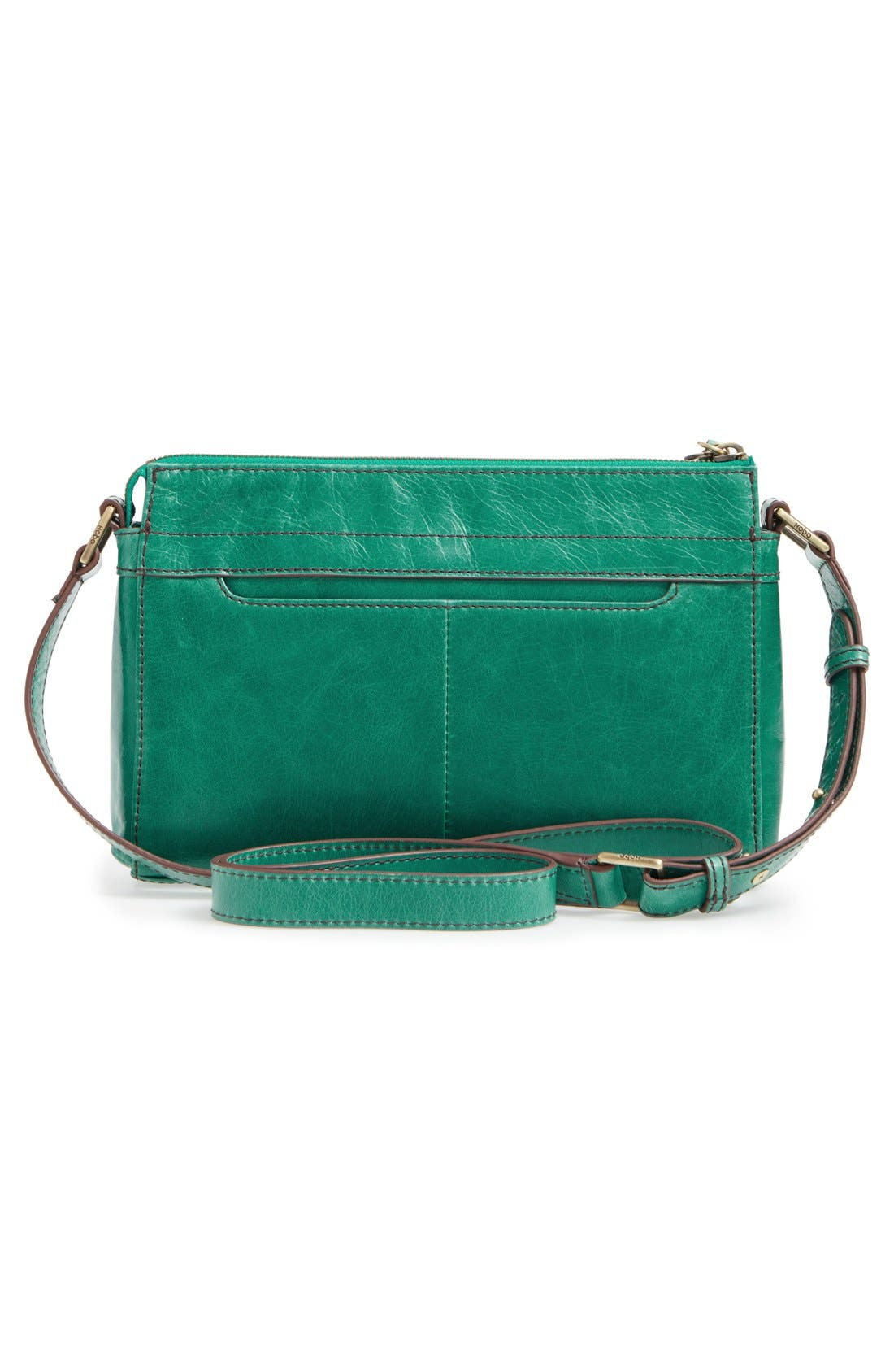 Tobey Leather Crossbody Bag,                             Alternate thumbnail 33, color,
