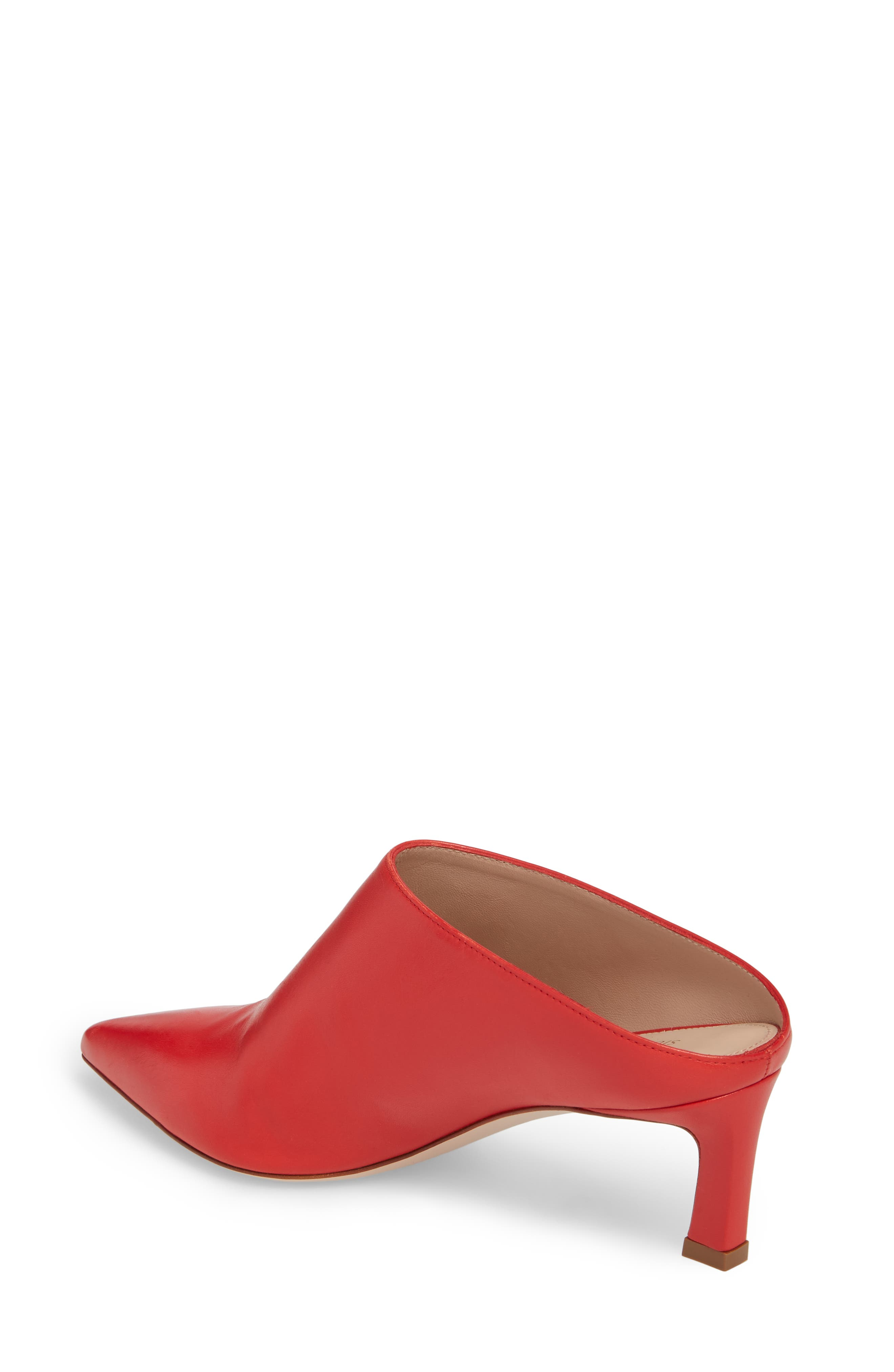 Mira Pointy Toe Mule,                             Alternate thumbnail 15, color,