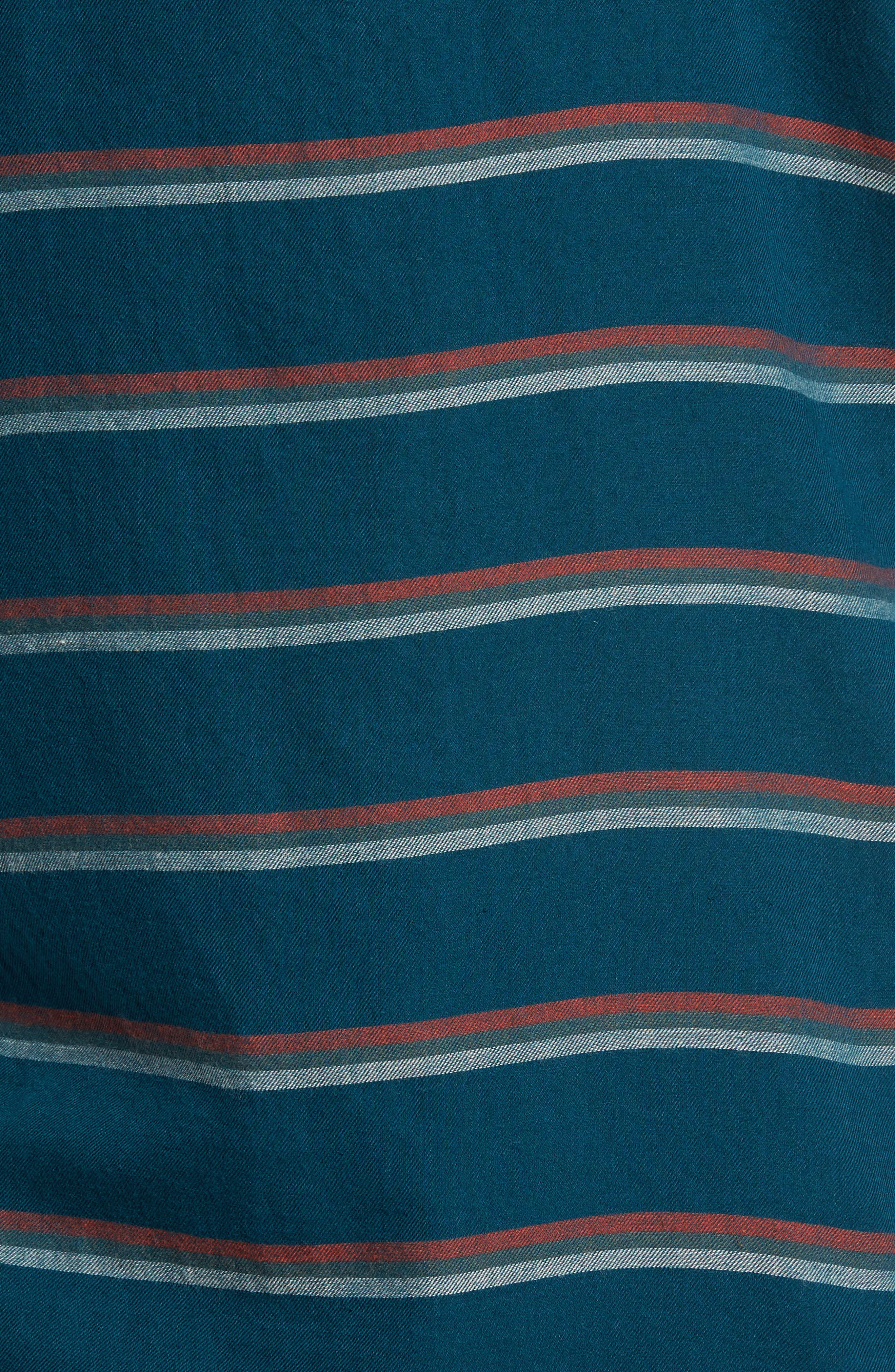 Stripe Twill Shirt,                             Alternate thumbnail 10, color,