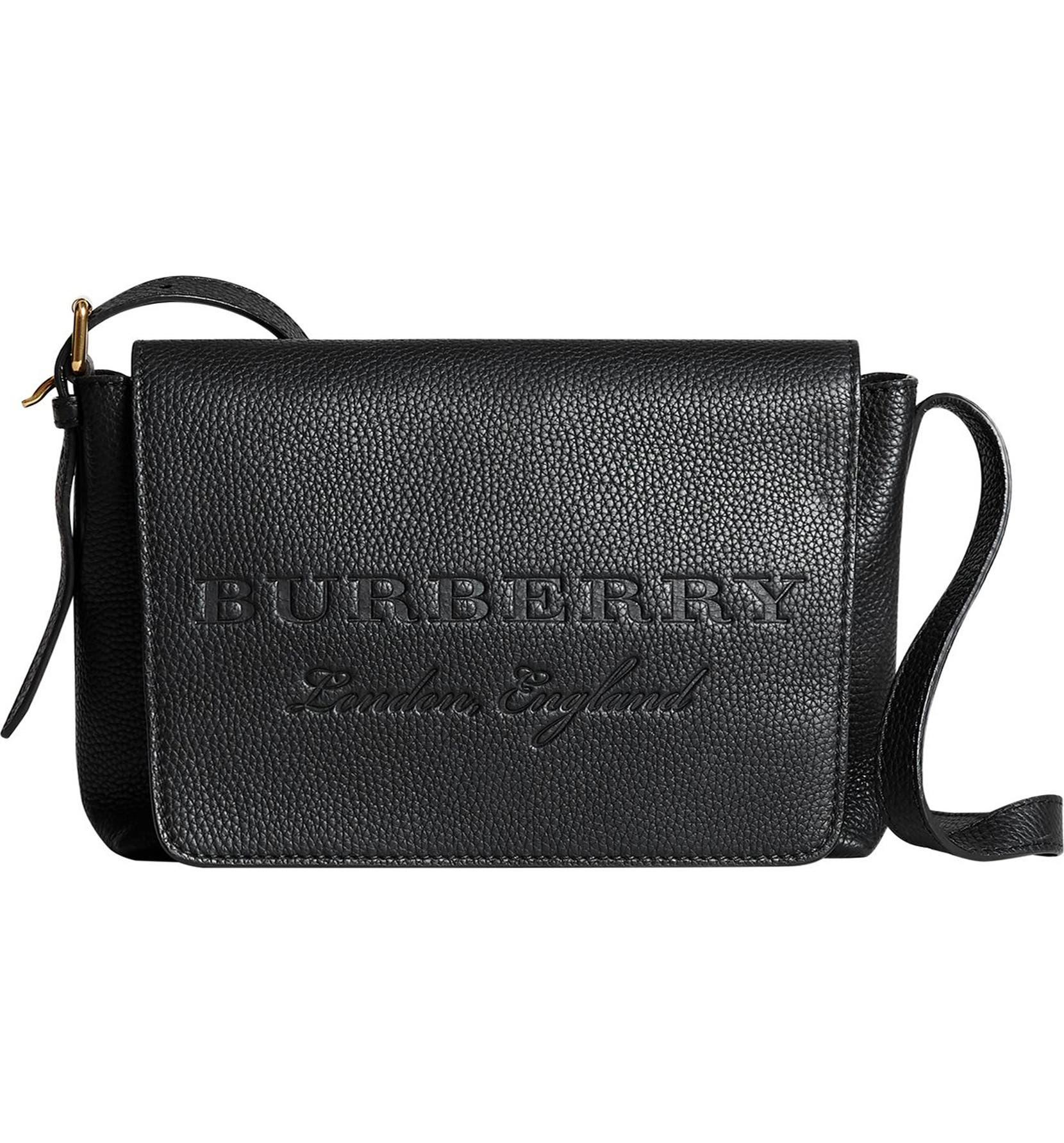 8fe5fabcb00 Burberry Small Burleigh Leather Crossbody Bag