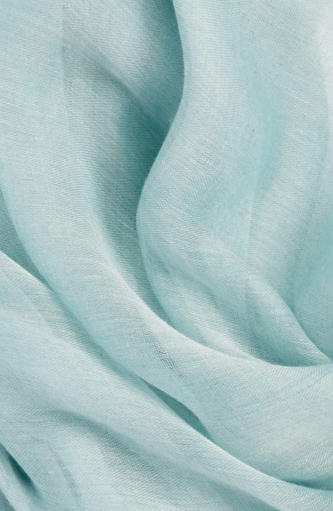 Modal Silk Blend Scarf,                             Alternate thumbnail 91, color,
