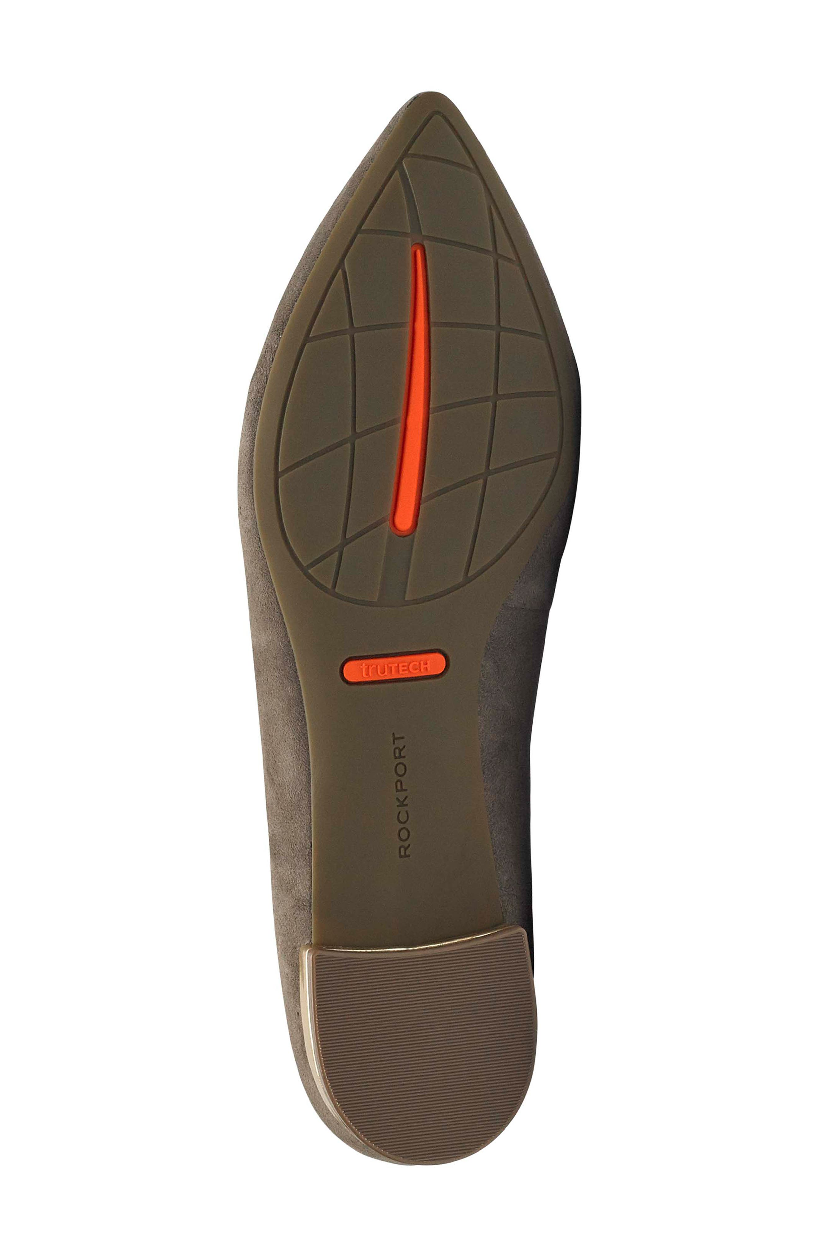 Total Motion Adelyn Loafer,                             Alternate thumbnail 6, color,                             WARM IRON