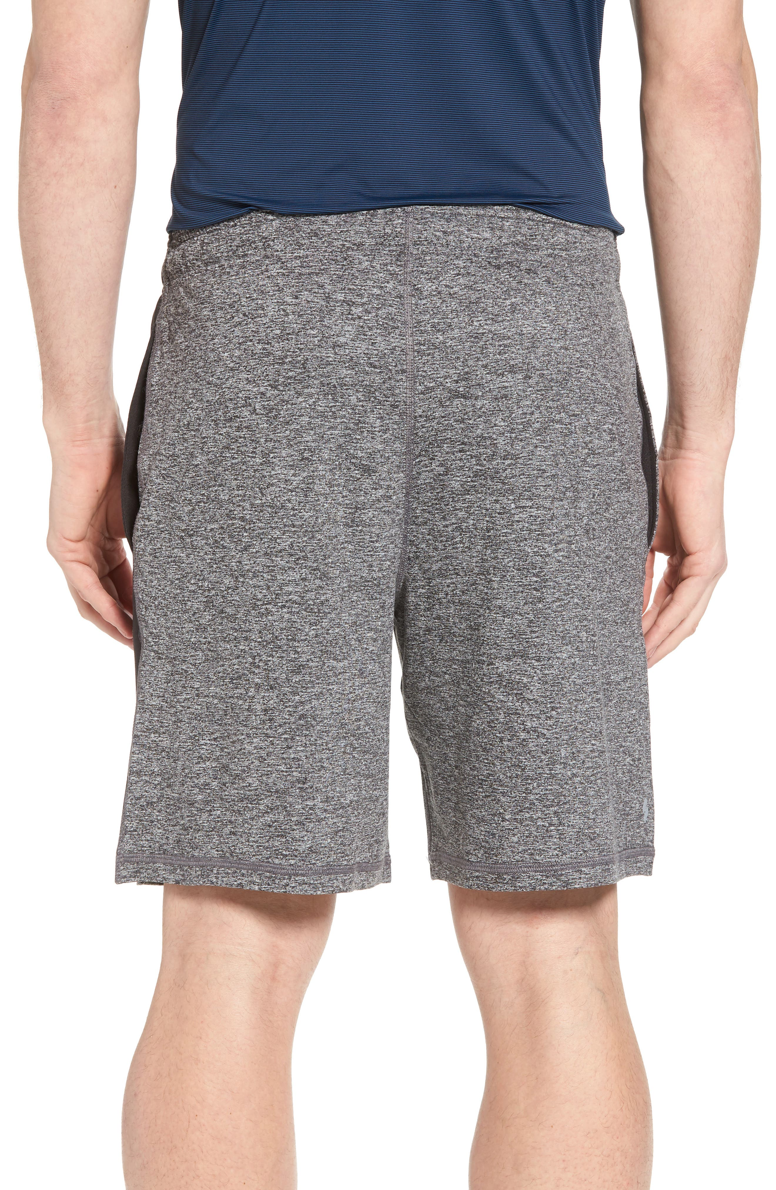 'Go To' Moisture Wicking Stretch Shorts,                             Alternate thumbnail 2, color,                             011