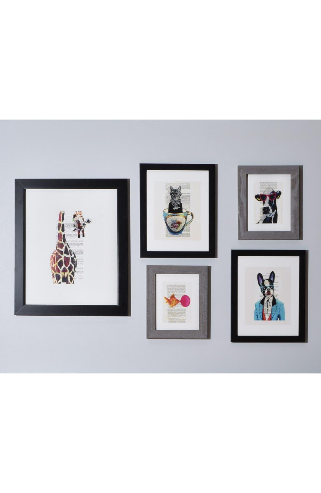 'Coco De Paris - Funny' Wall Art Gallery,                             Alternate thumbnail 3, color,                             WHITE