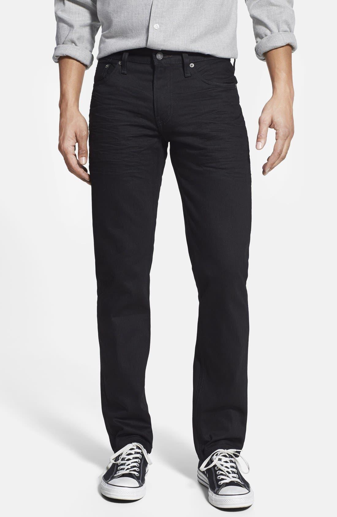 '511<sup>™</sup>' Slim Fit Jeans, Main, color, 001