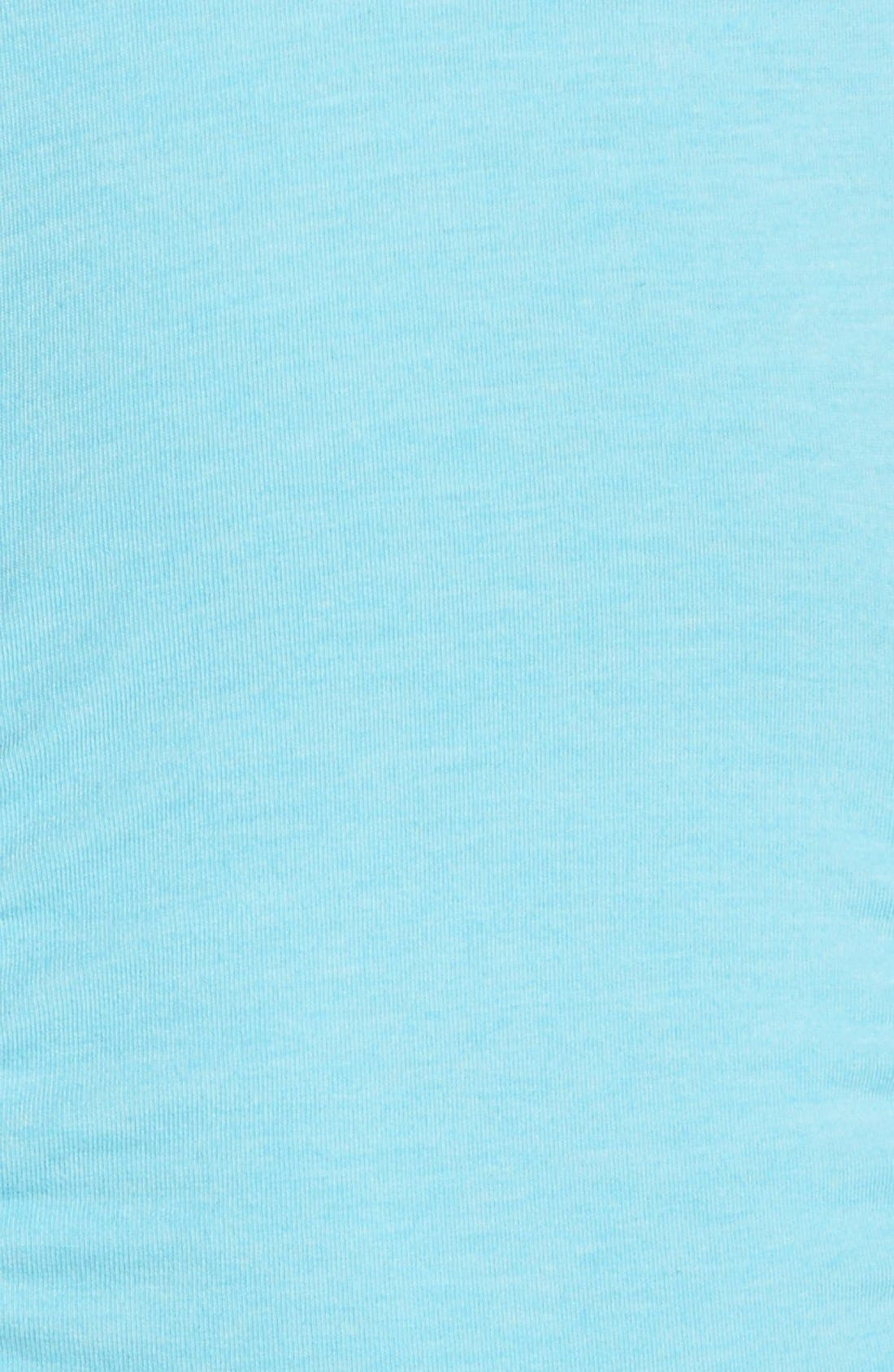 'Z 6' Ruched Tee,                             Alternate thumbnail 41, color,