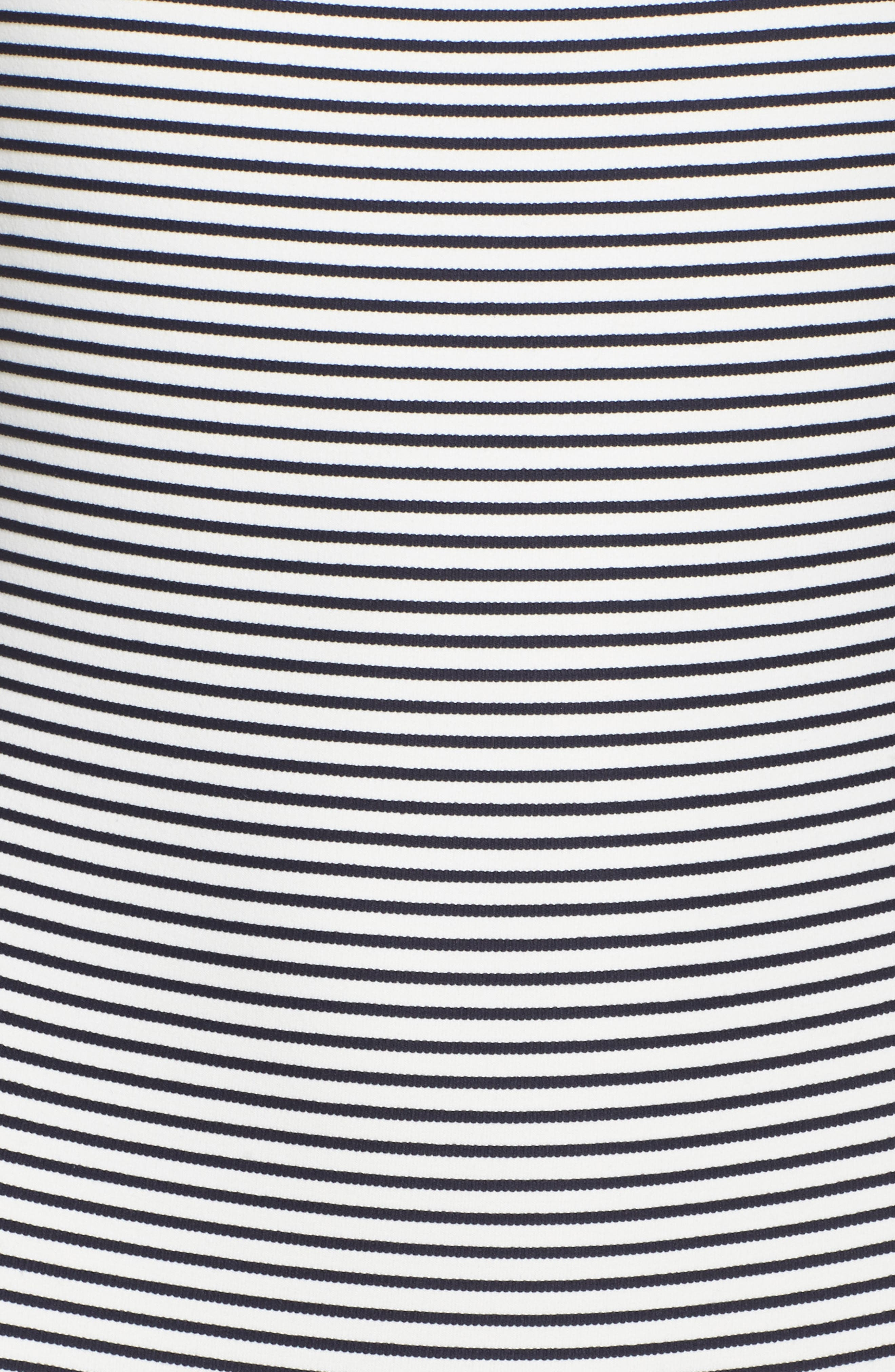 Striped & Solid Chelsea One-Piece Swimsuit,                             Alternate thumbnail 10, color,