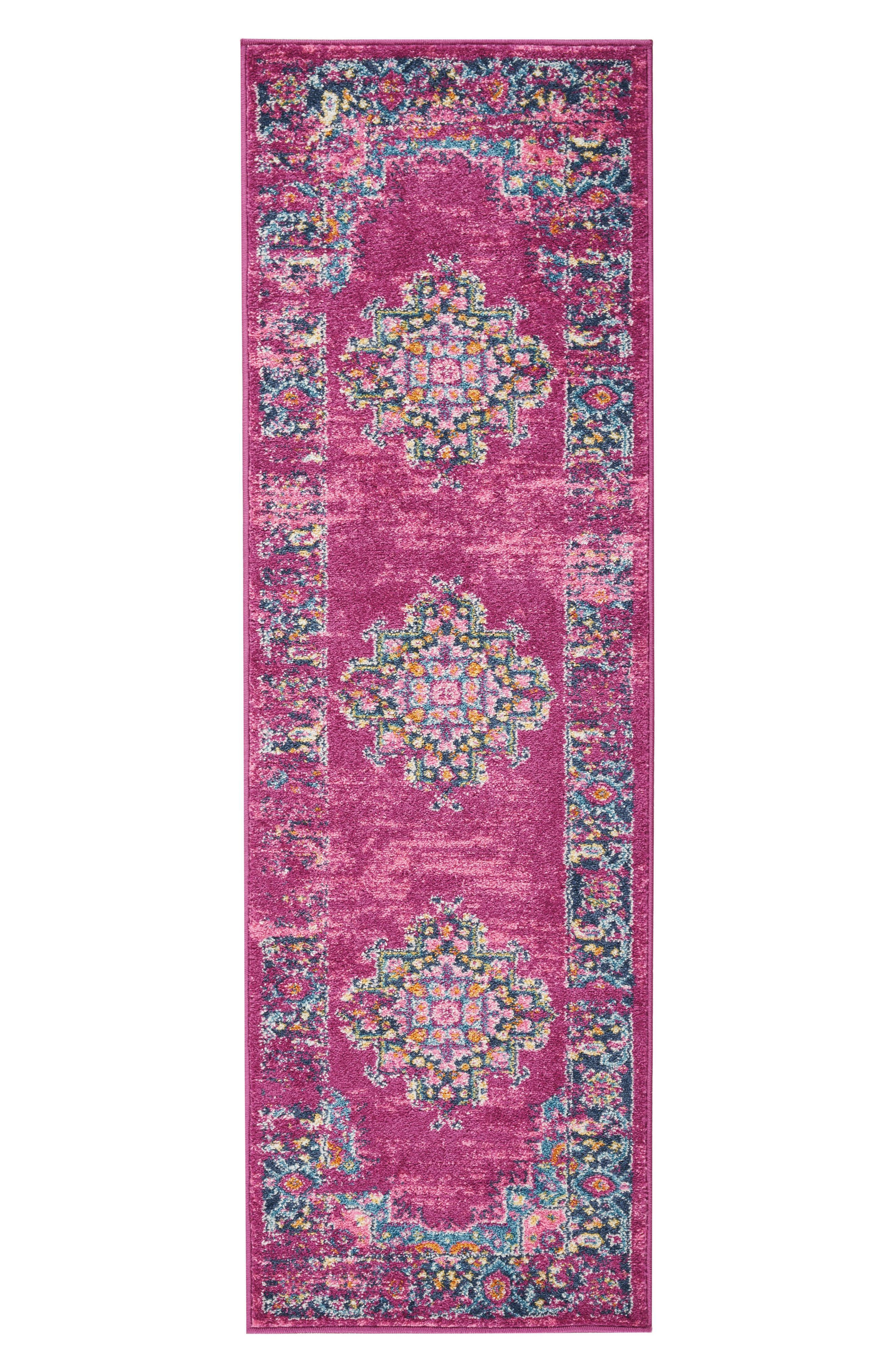 Passion Rug,                             Alternate thumbnail 8, color,