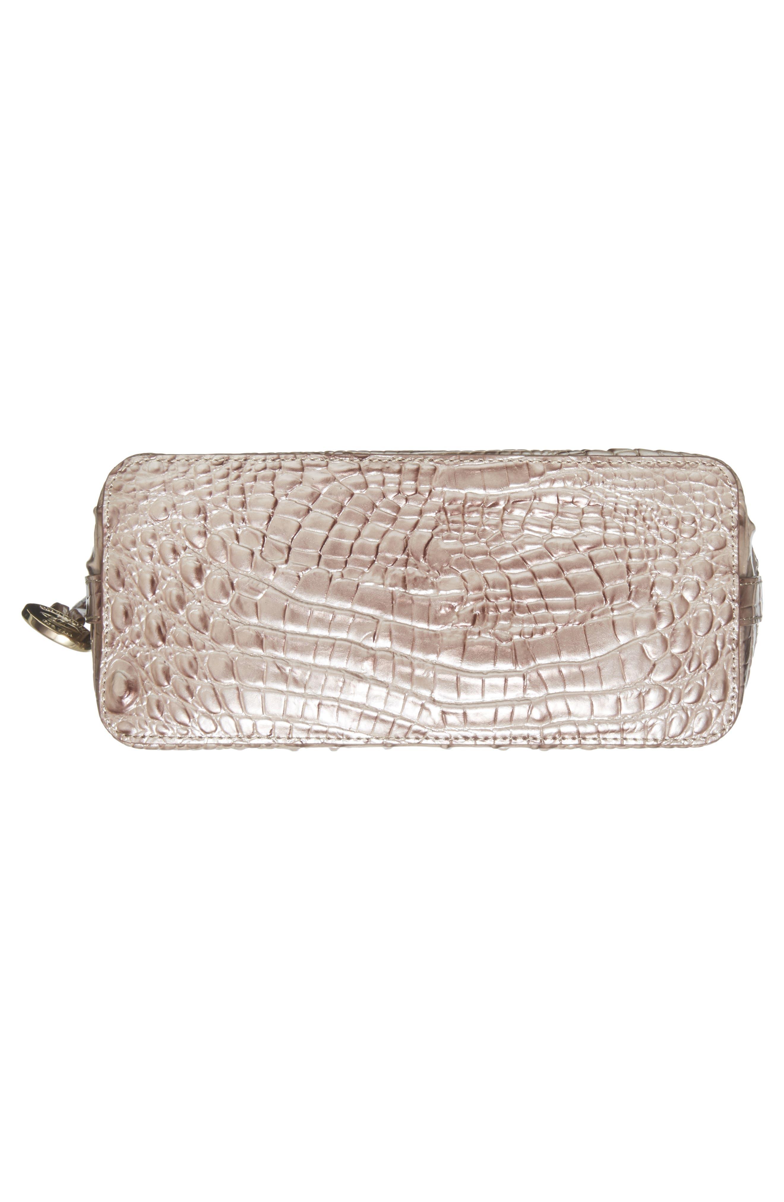 Mini Duxbury Leather Crossbody Bag,                             Alternate thumbnail 6, color,                             210