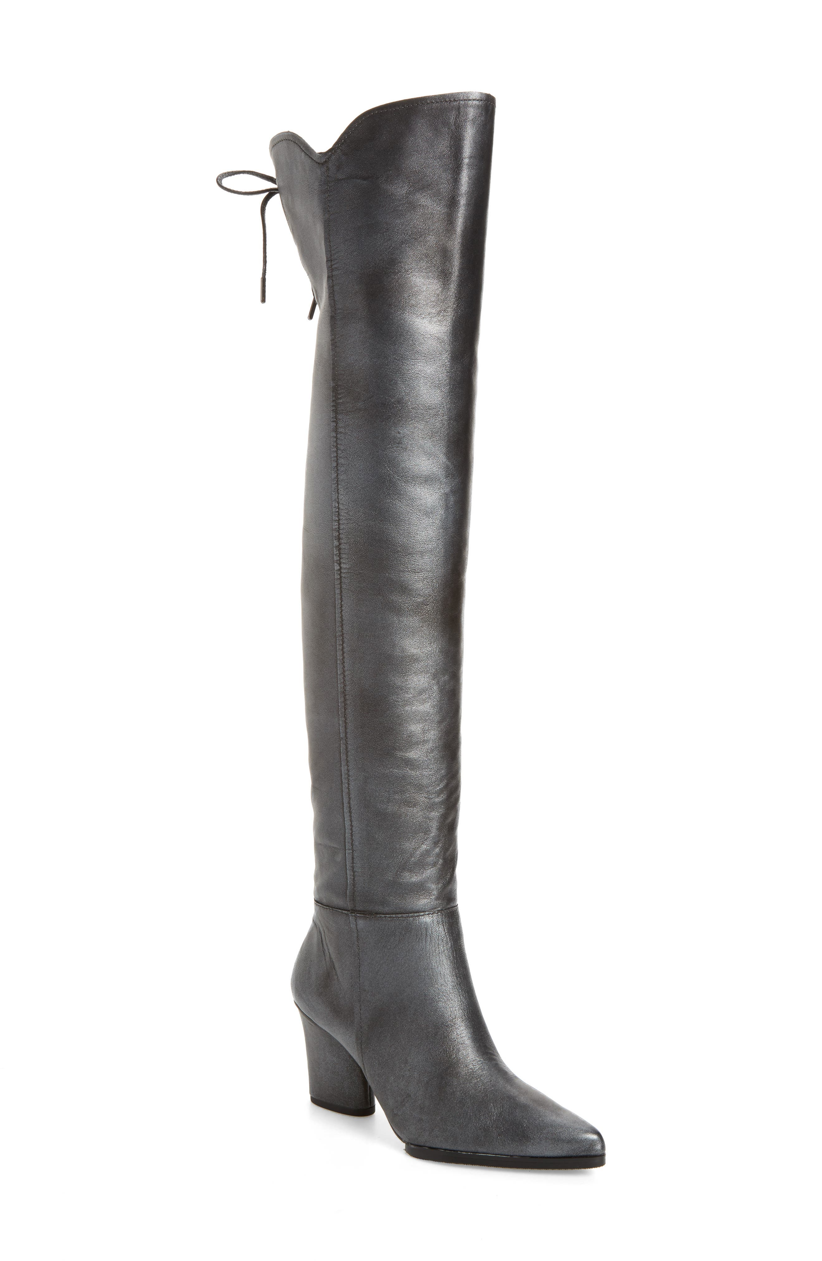 Donald J Pliner Leore Over the Knee Boot,                             Main thumbnail 2, color,