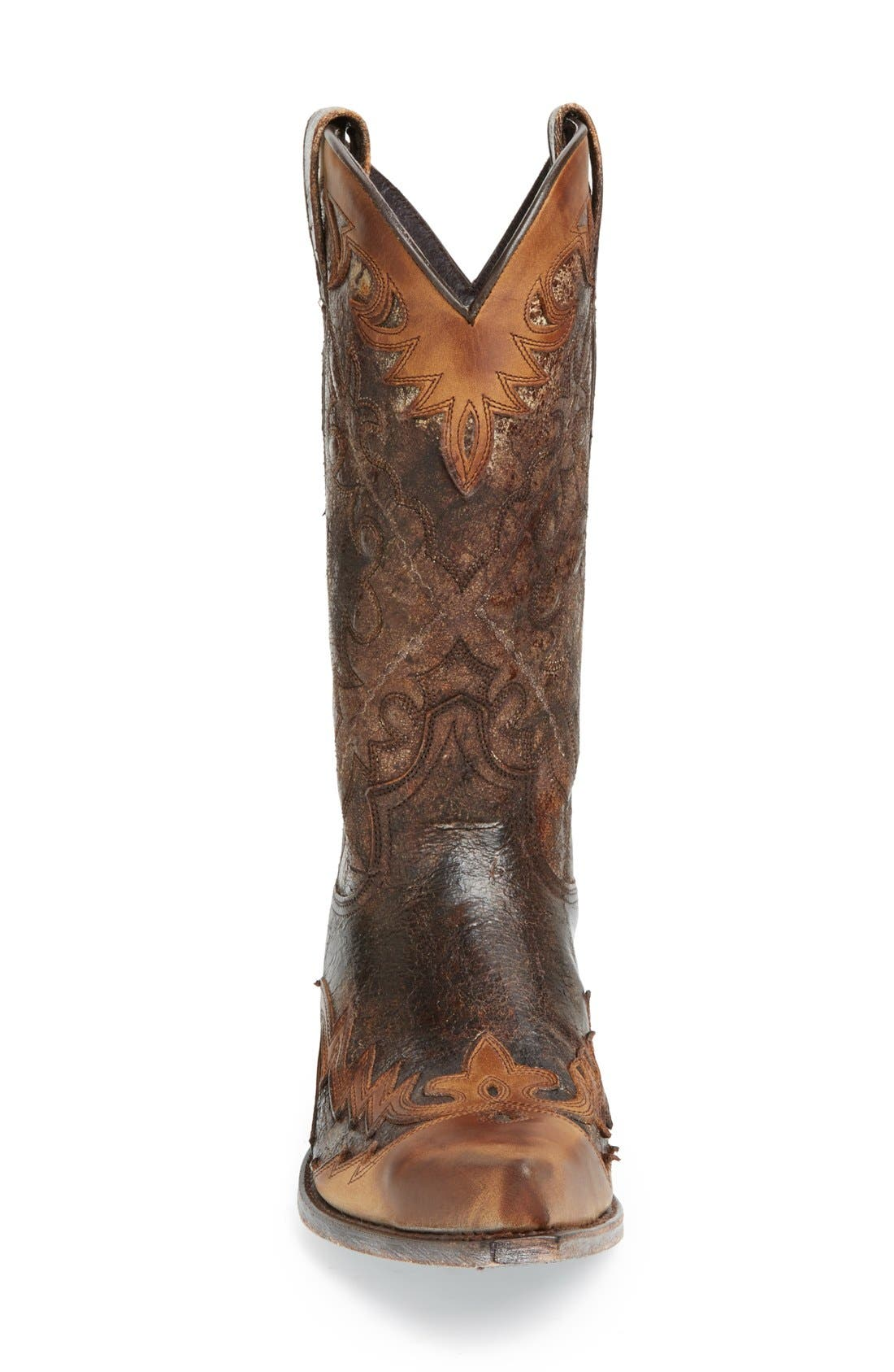 'Carson' Cowboy Boot,                             Alternate thumbnail 3, color,                             241