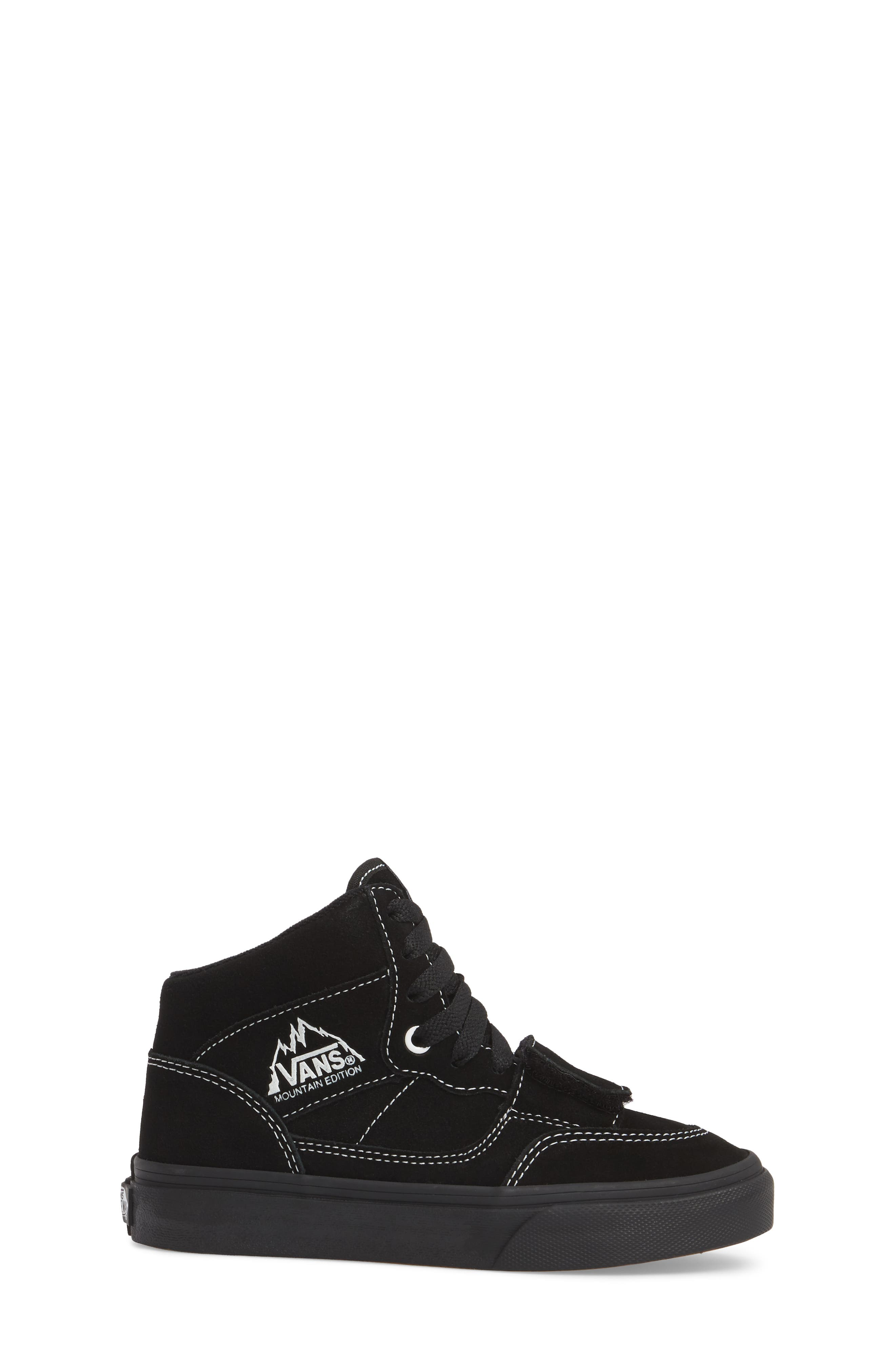 Mountain Edition Mid Top Sneaker,                             Alternate thumbnail 5, color,