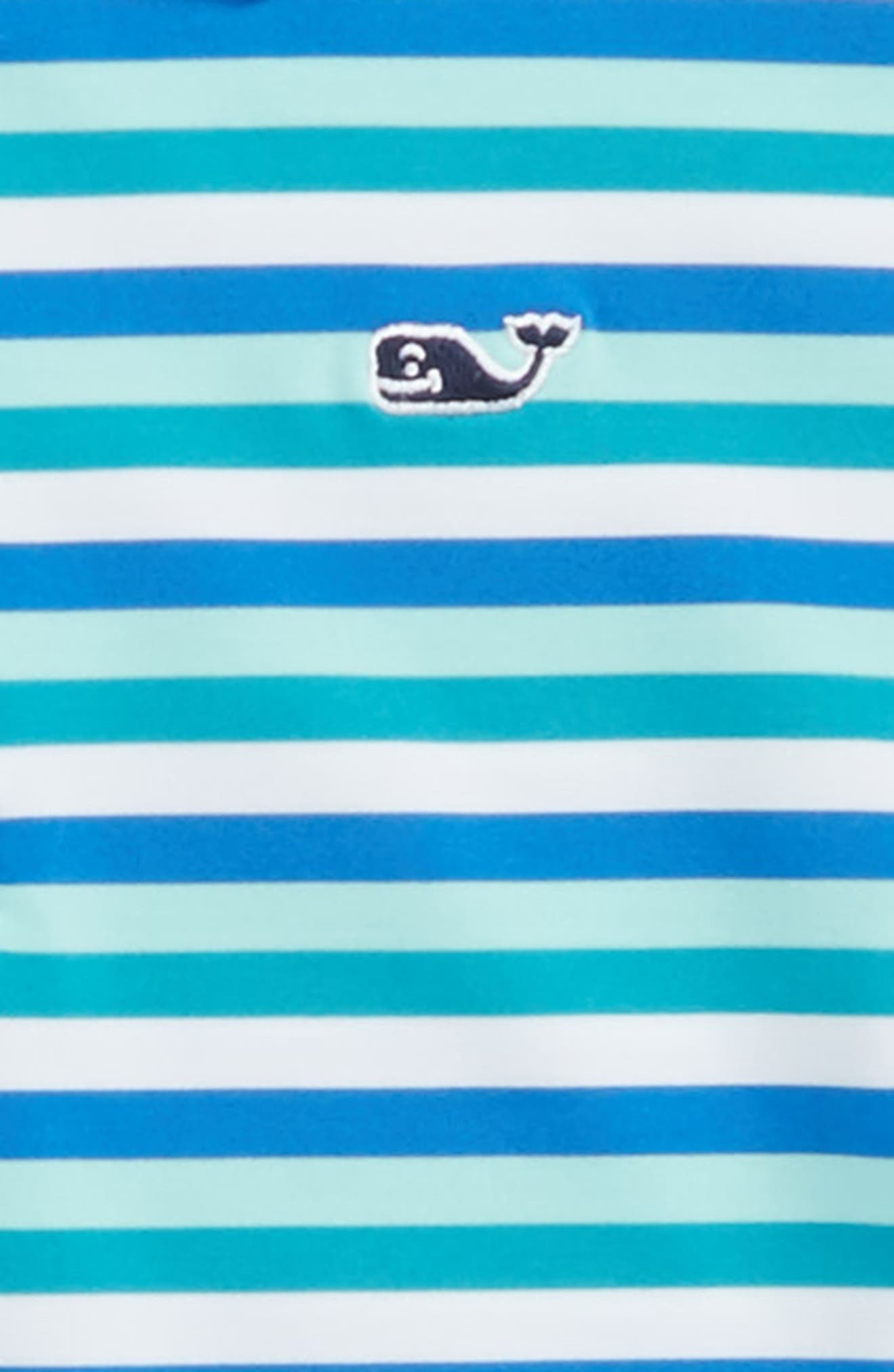 Feeder Stripe Performance Polo,                             Alternate thumbnail 2, color,                             449