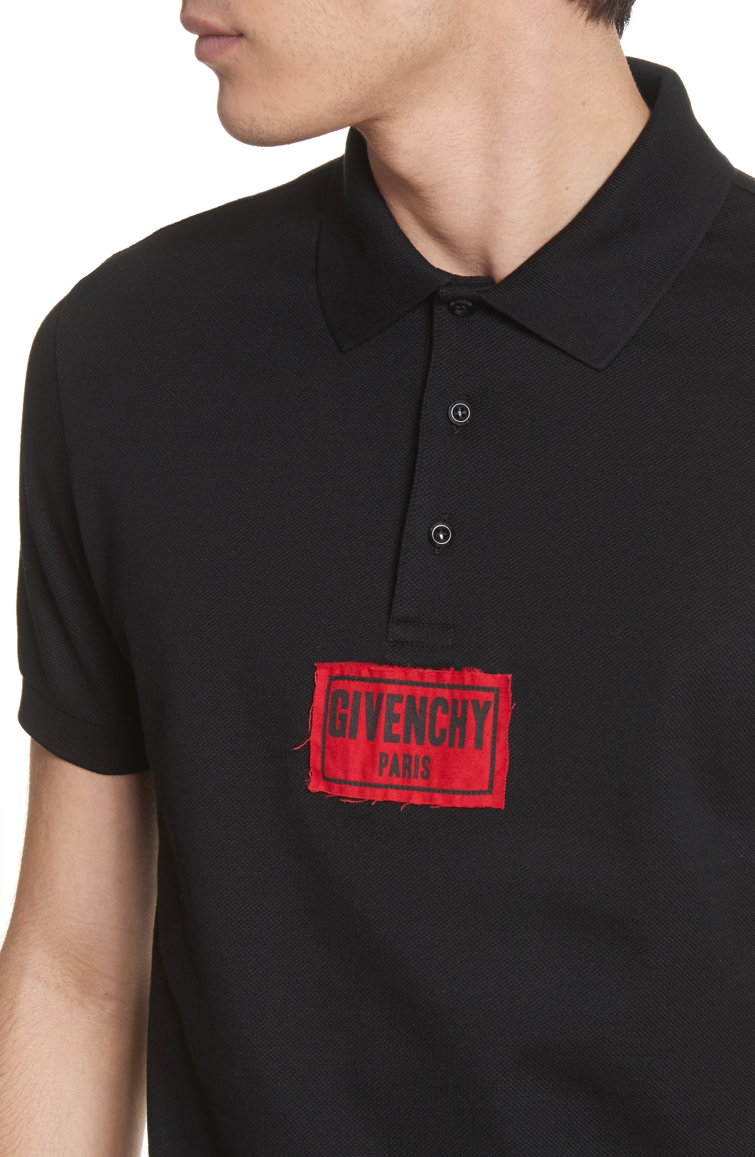 Small Logo Polo Shirt,                             Alternate thumbnail 4, color,