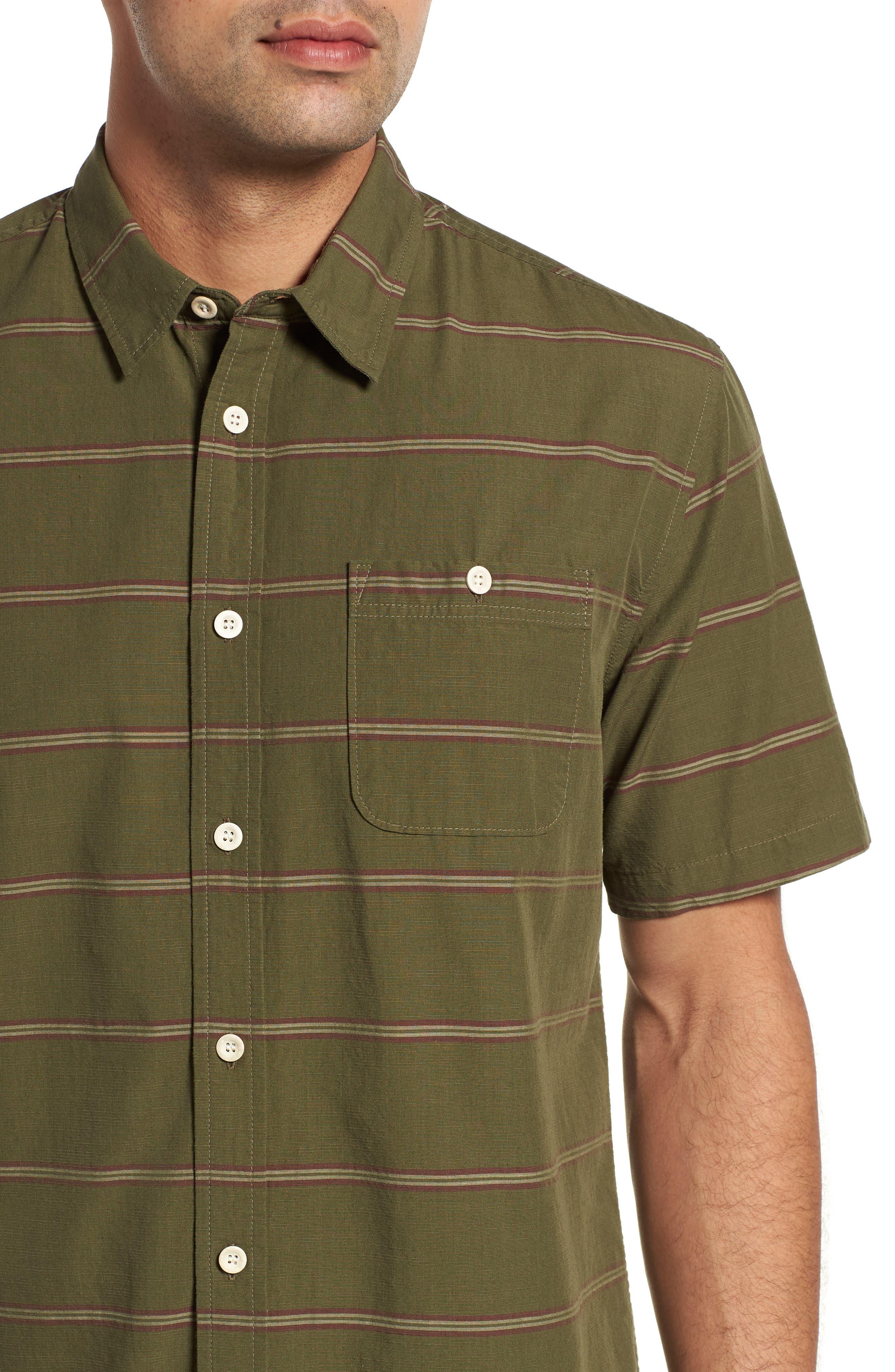 Last Dawn Regular Fit Stripe Sport Shirt,                             Alternate thumbnail 2, color,                             300
