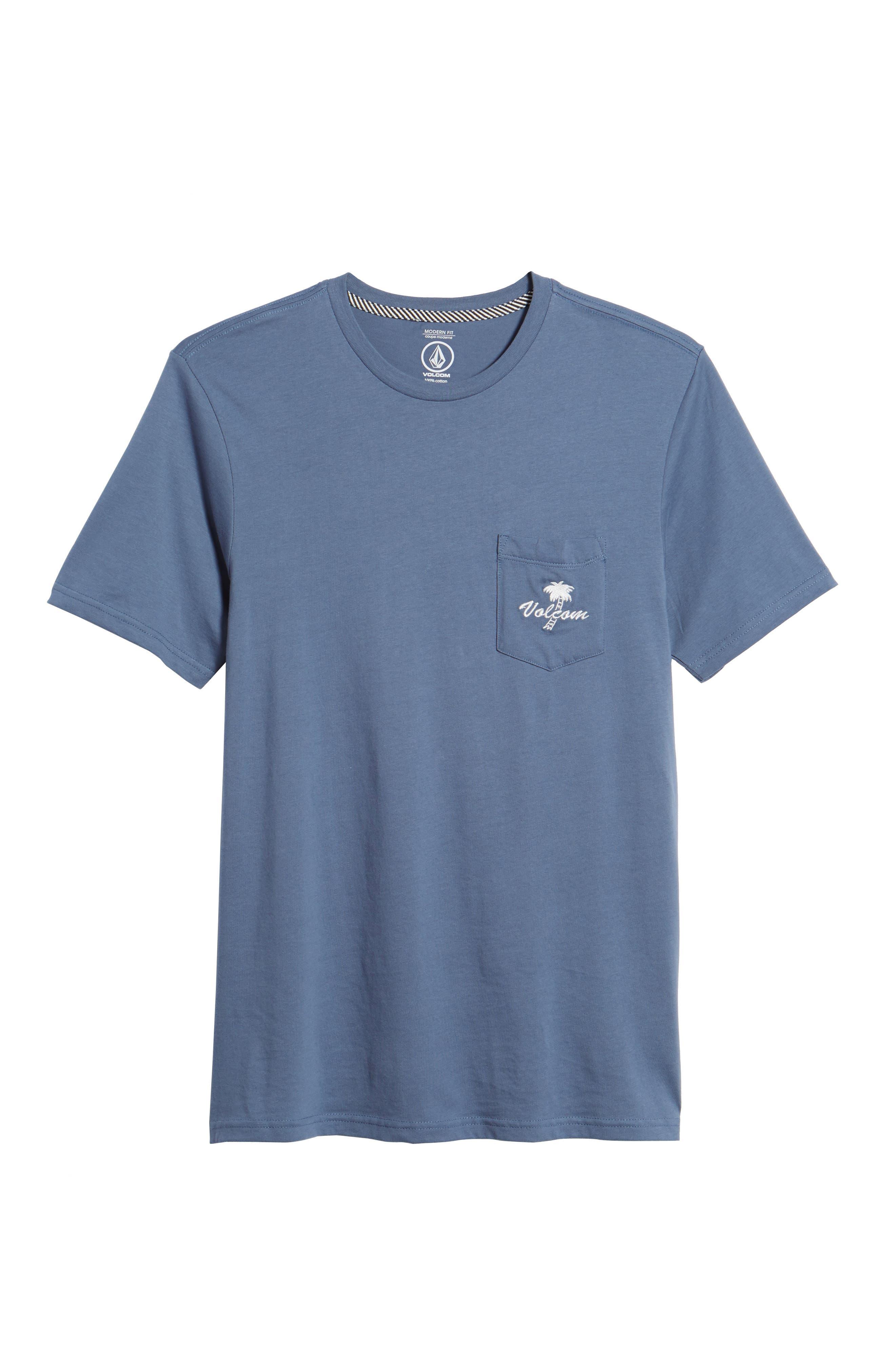 Last Resort Pocket T-Shirt,                             Alternate thumbnail 6, color,                             463