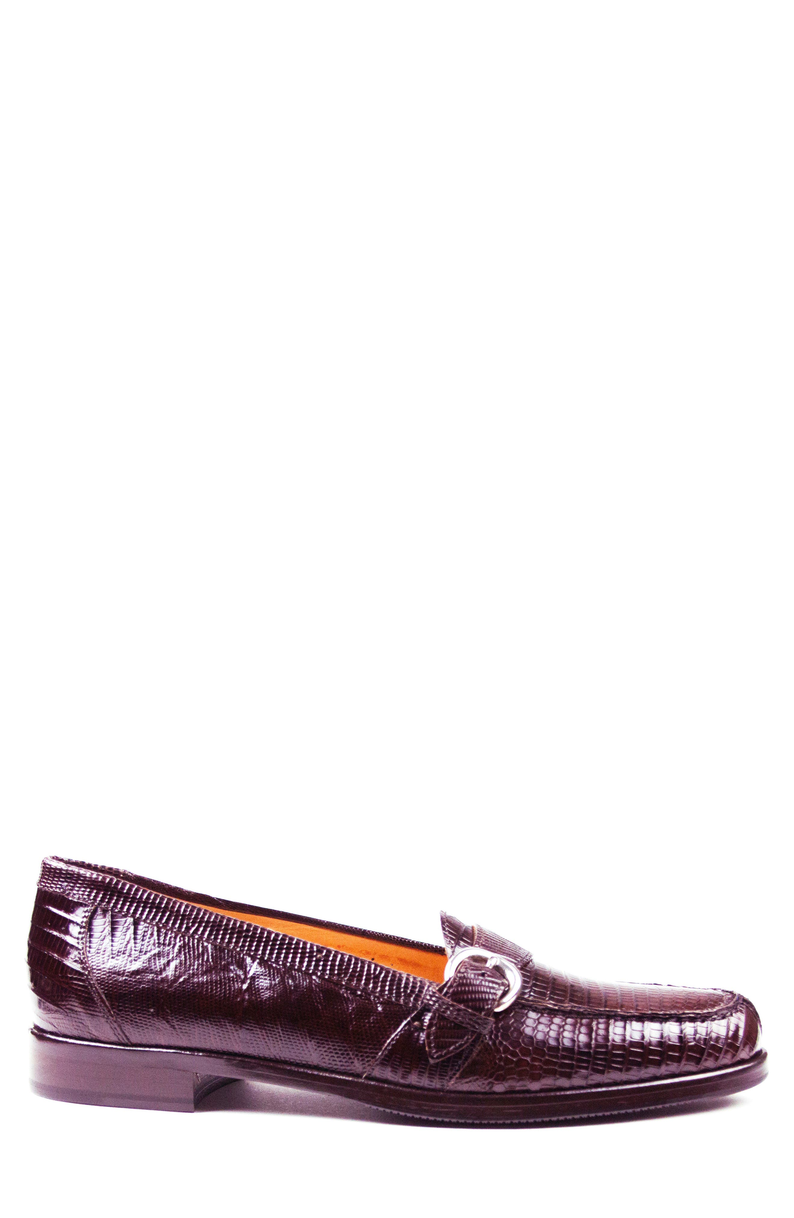 Orlando Teju Ostrich Loafer,                             Alternate thumbnail 6, color,