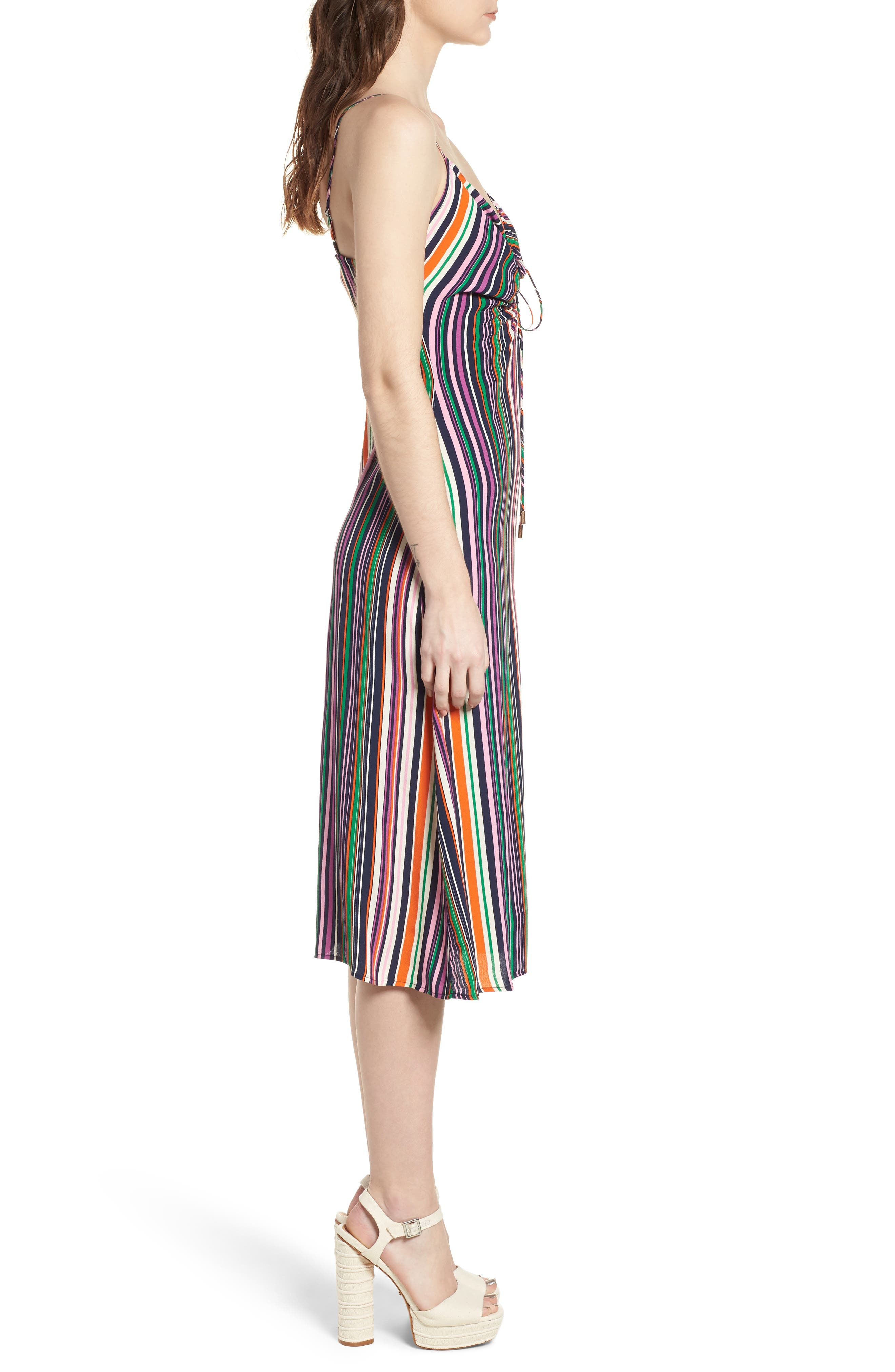 Cora Midi Dress,                             Alternate thumbnail 12, color,