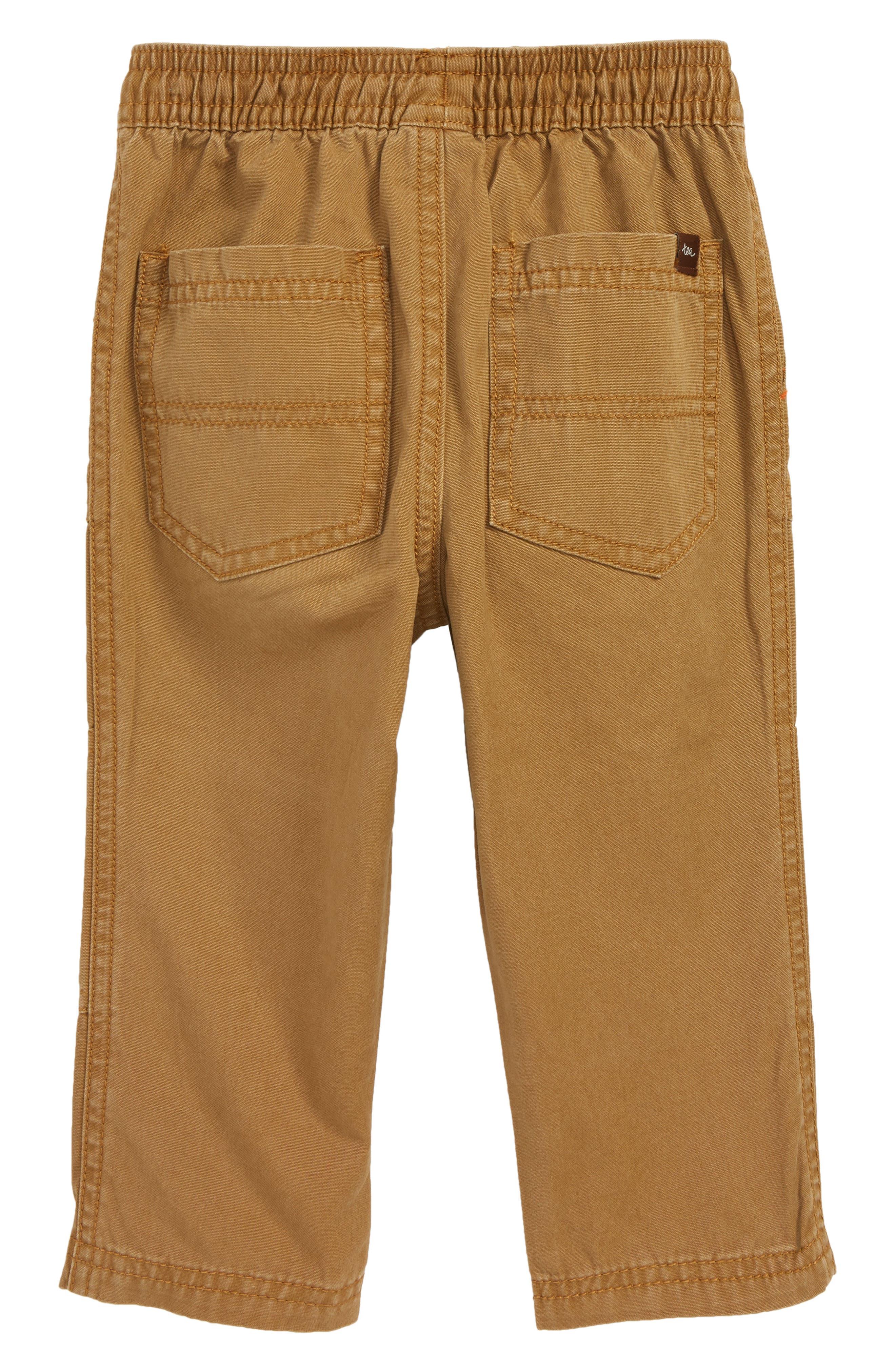 Explorer Canvas Pants,                             Alternate thumbnail 2, color,                             RAW UMBER