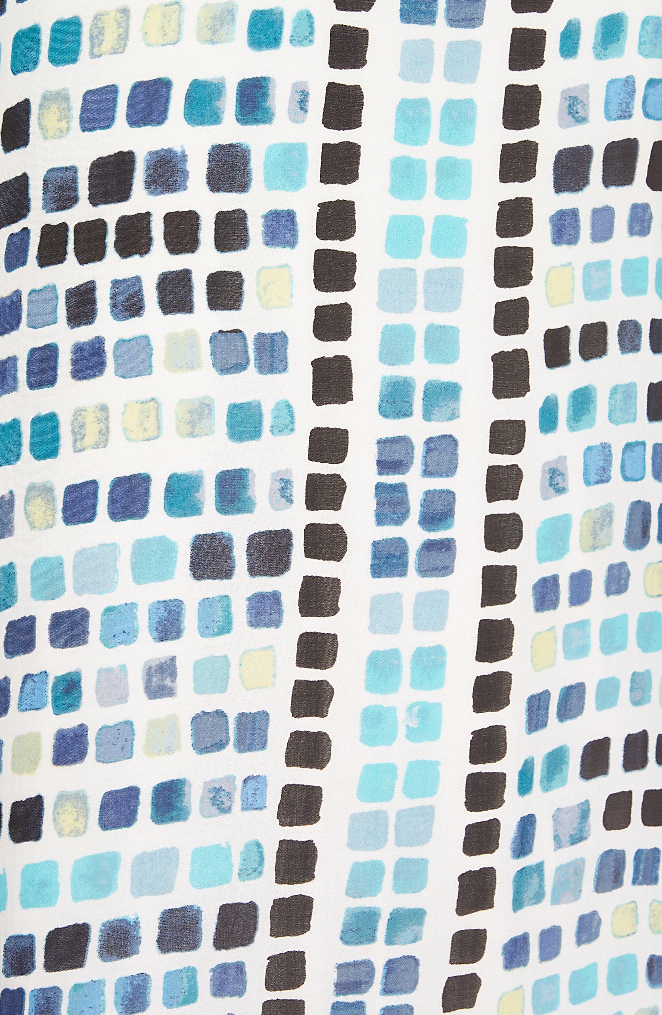 Color Wave Maxi Dress,                             Alternate thumbnail 5, color,
