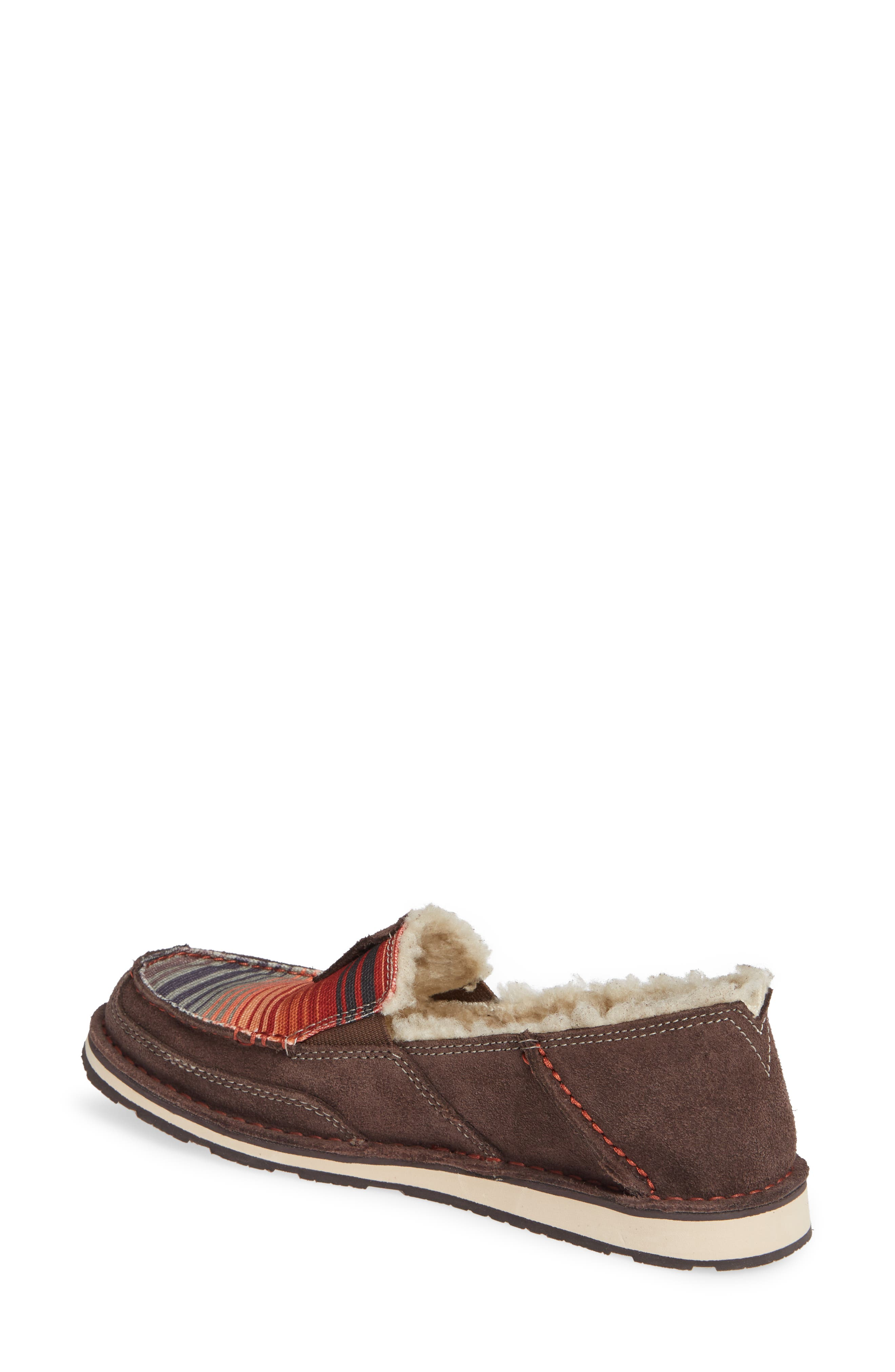 ARIAT,                             Cruiser Slip-On Loafer,                             Alternate thumbnail 2, color,                             SOUTHWESTERN FABRIC