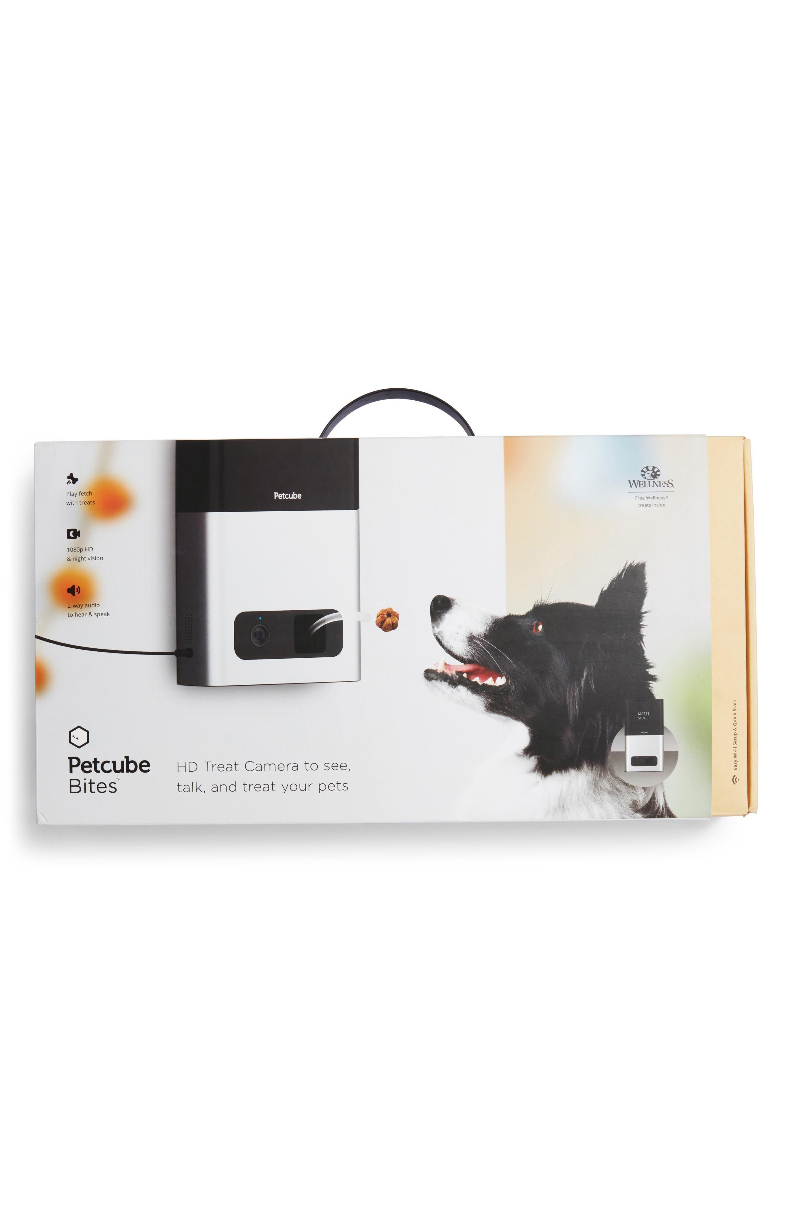 Bites Interactive HD Pet Camera with Treat Dispenser,                             Alternate thumbnail 8, color,