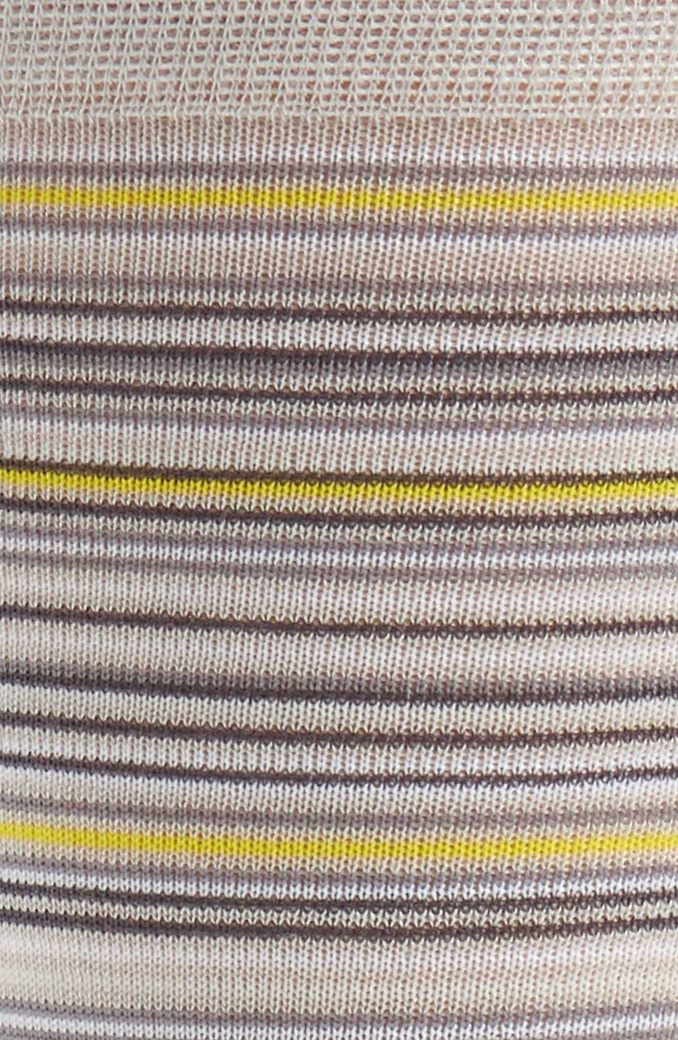 Multistripe Crew Socks,                             Alternate thumbnail 13, color,