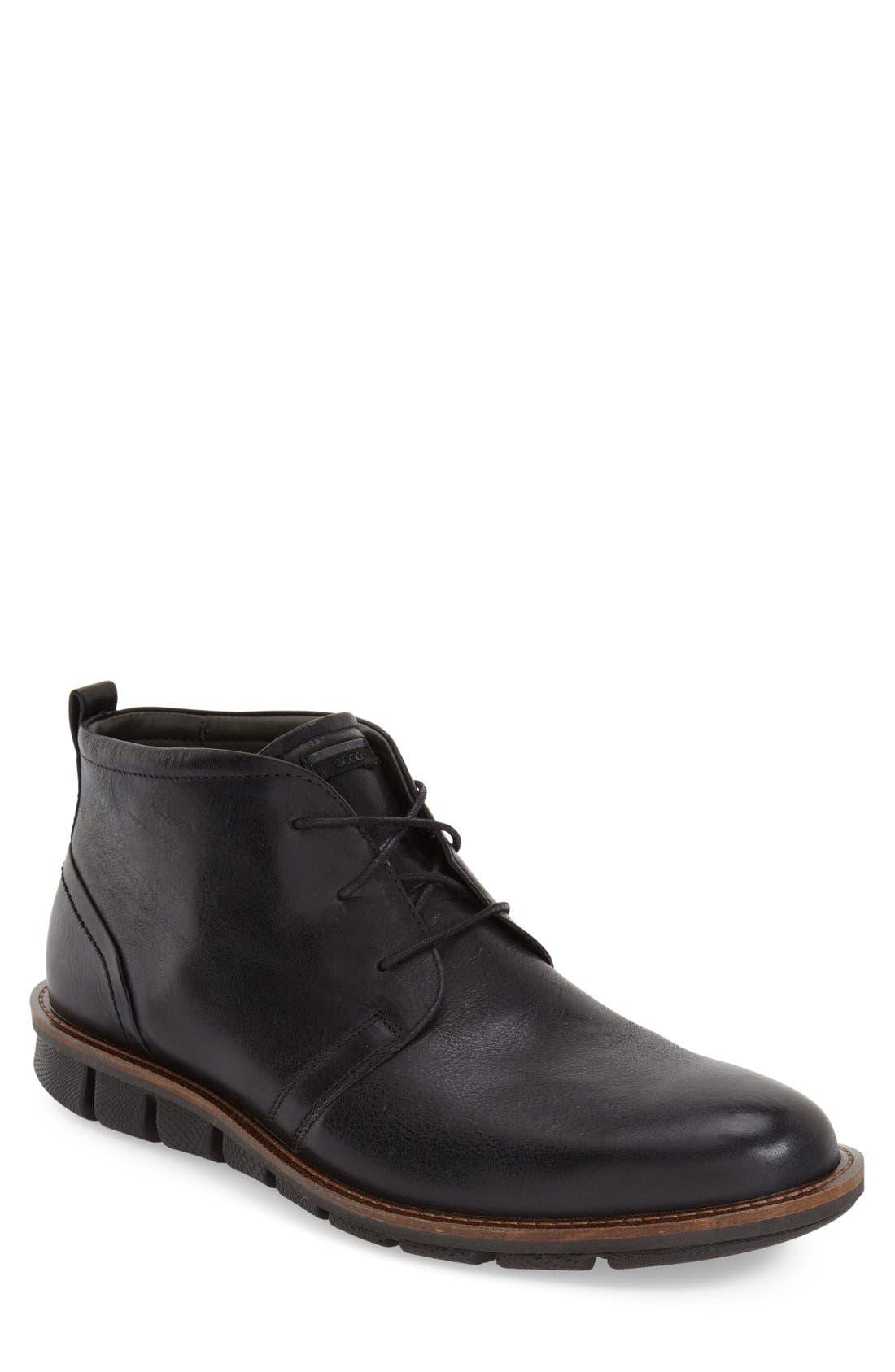 'Jeremy Hybrid' Plain Toe Boot,                             Main thumbnail 2, color,