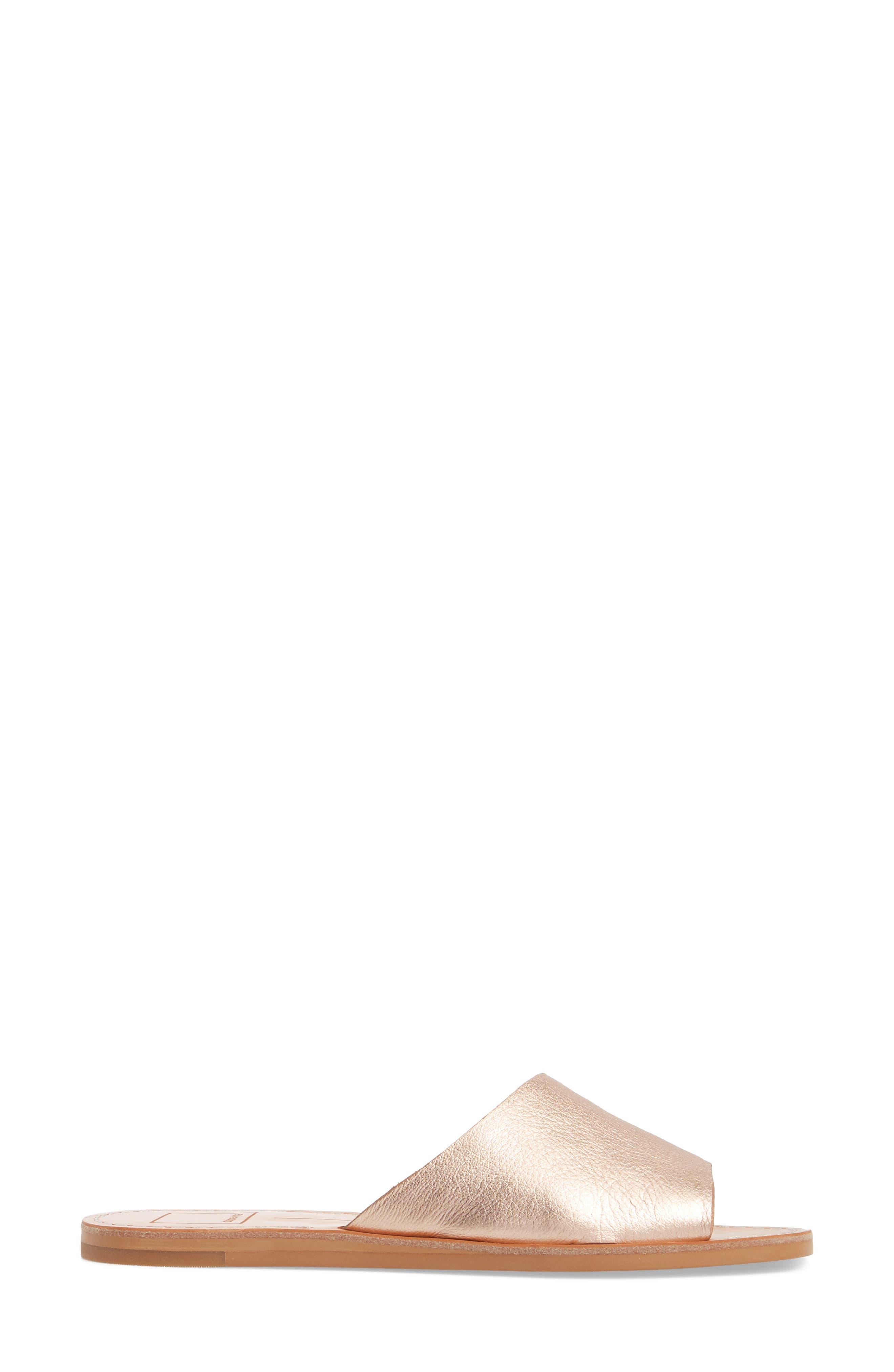 Cato Asymmetrical Slide Sandal,                             Alternate thumbnail 18, color,