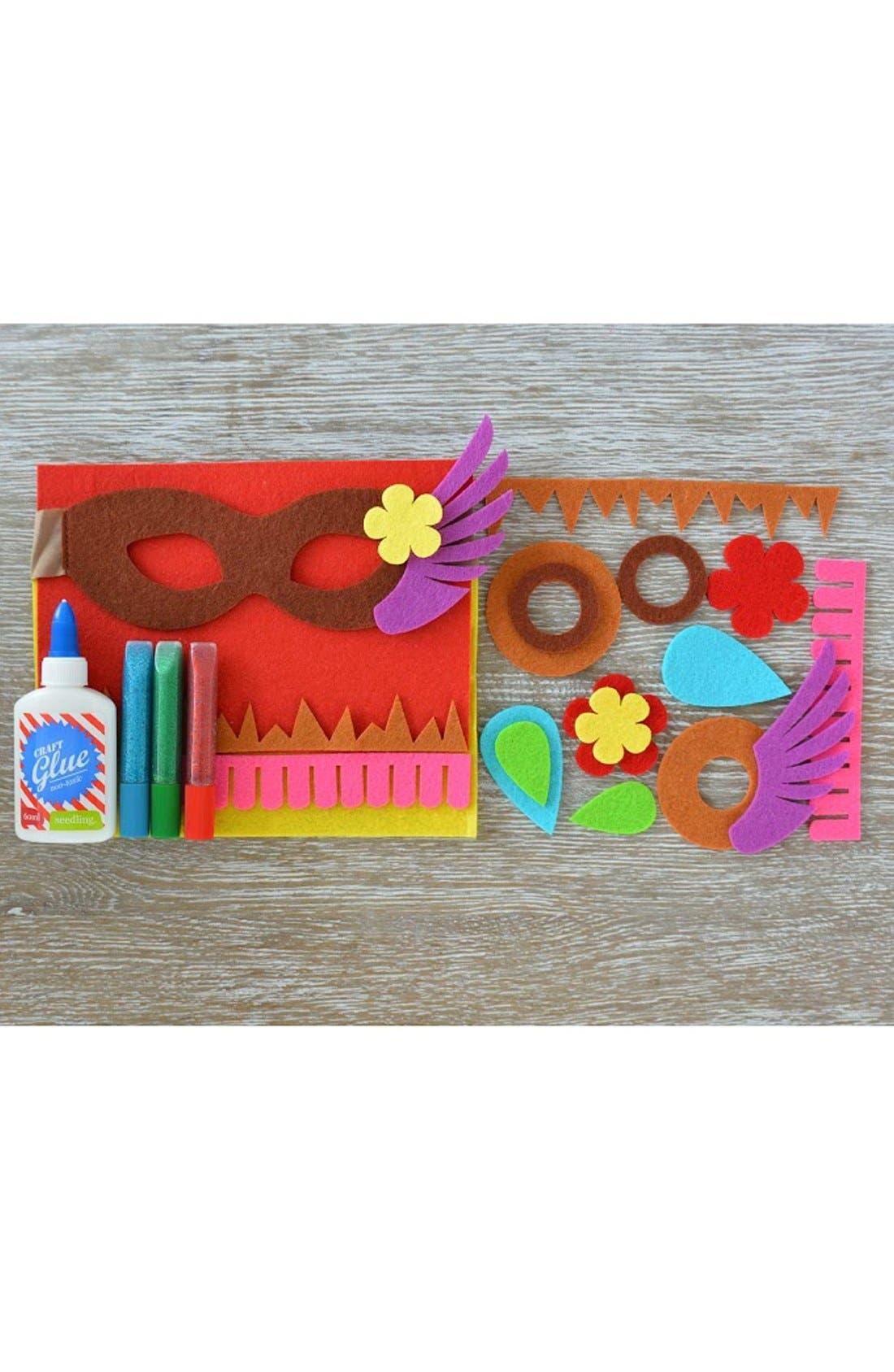 'Make Your Own Animal Mask Creation' DIY Craft Kit,                             Alternate thumbnail 2, color,                             960