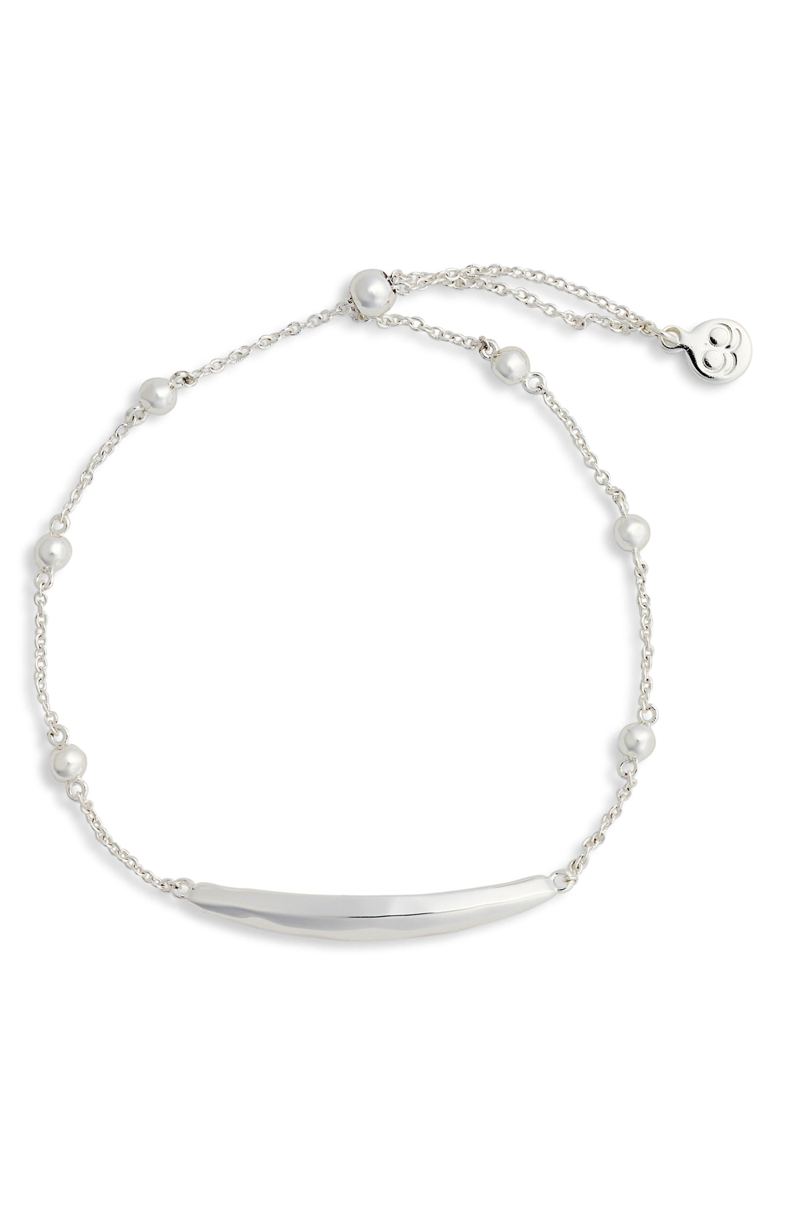 Kellen Adjustable Bracelet,                             Main thumbnail 1, color,                             040