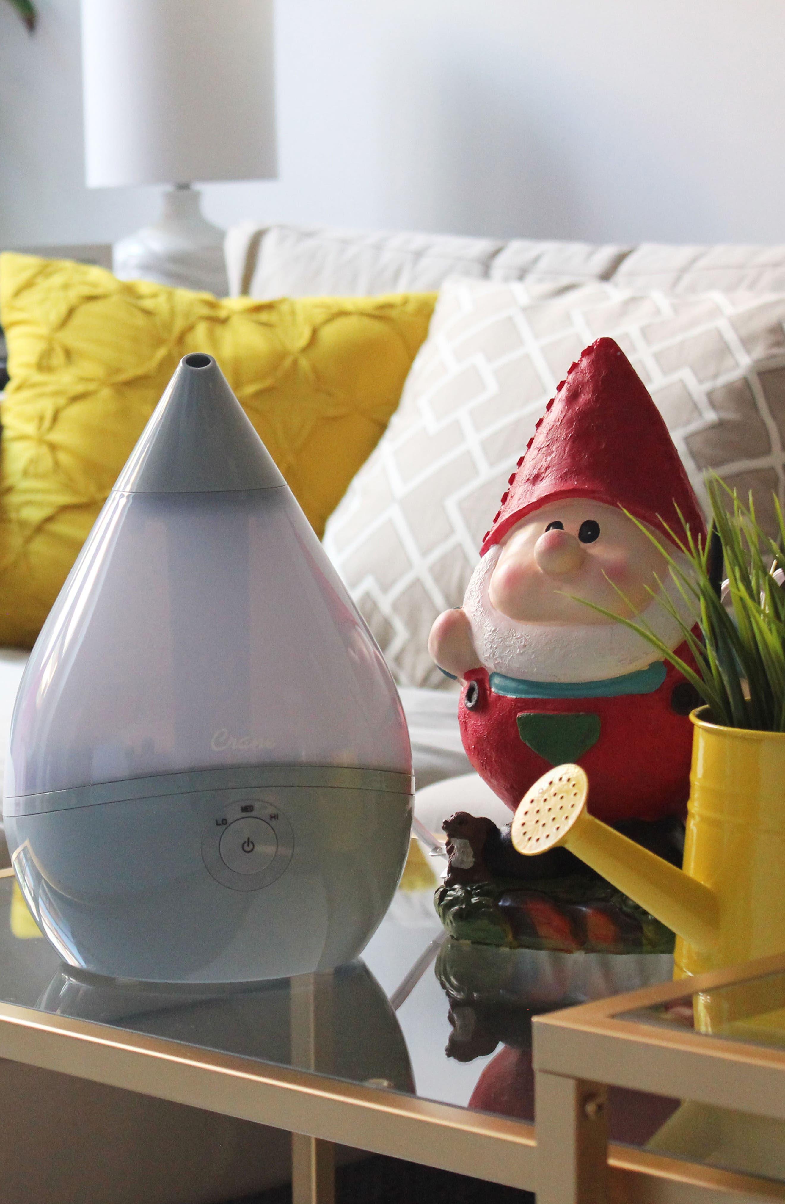 'Droplet' Humidifier,                             Alternate thumbnail 5, color,                             GREY