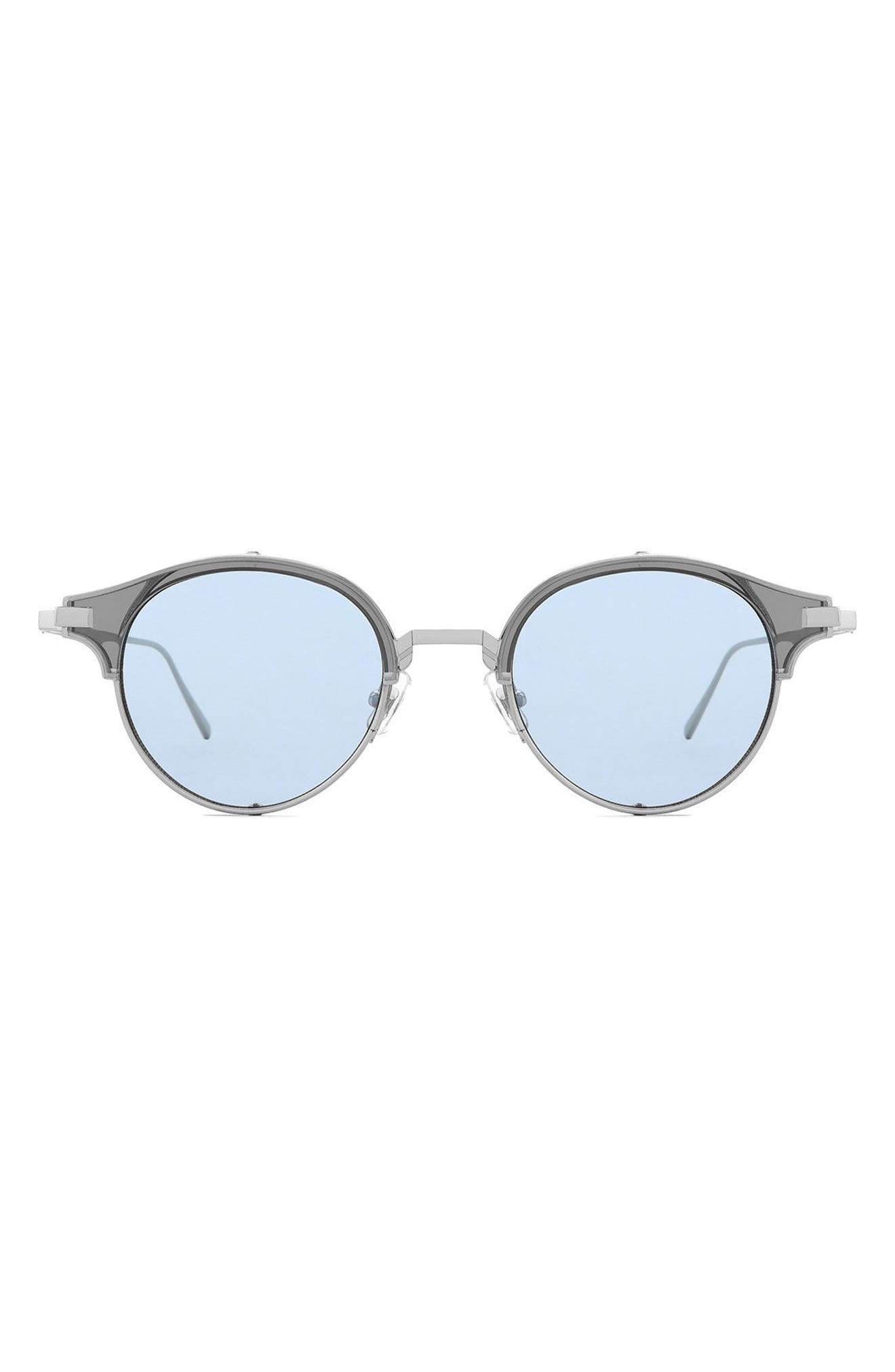 GENTLE MONSTER Double Erok 50mm Cat Eye Sunglasses, Main, color, 040