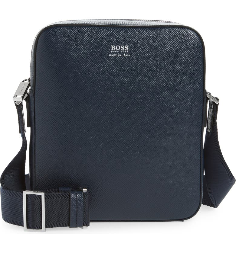 8d0a14ce3d87 BOSS Signature Small Crossbody Bag