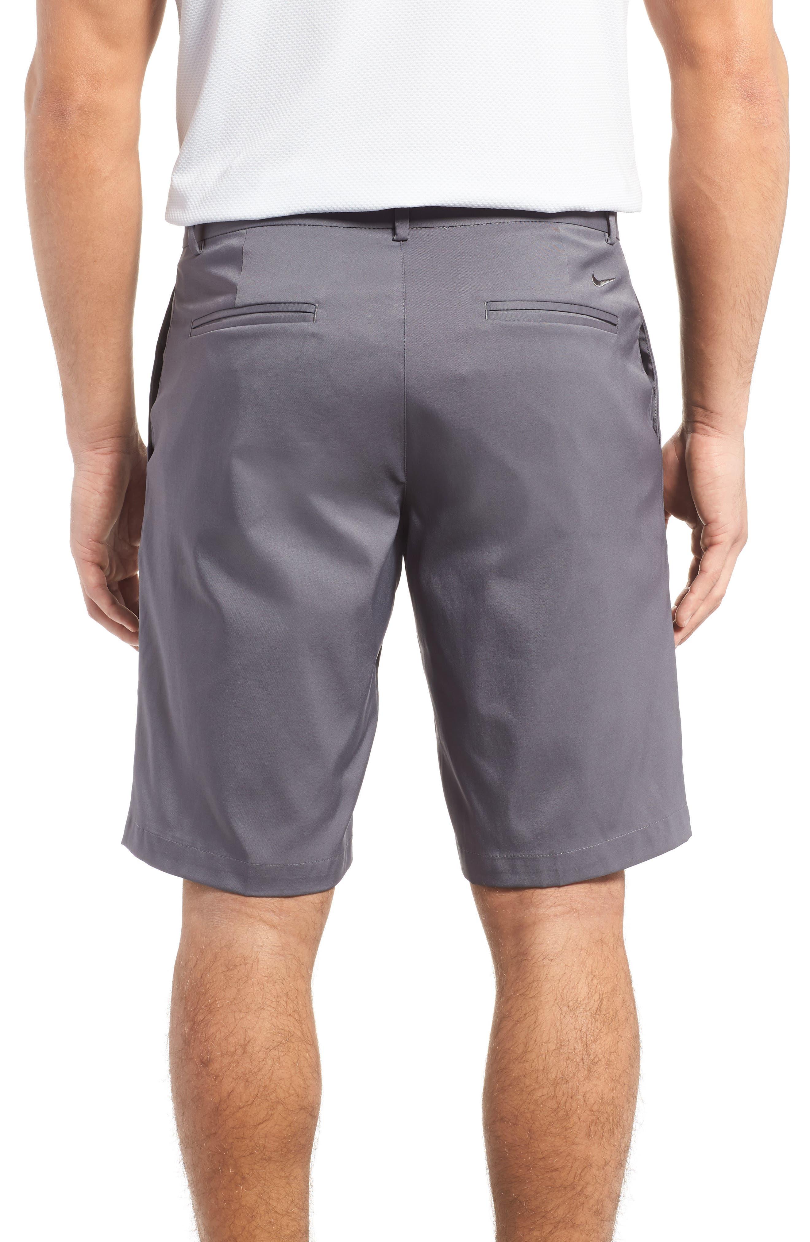 Flat Front Golf Shorts,                             Alternate thumbnail 15, color,