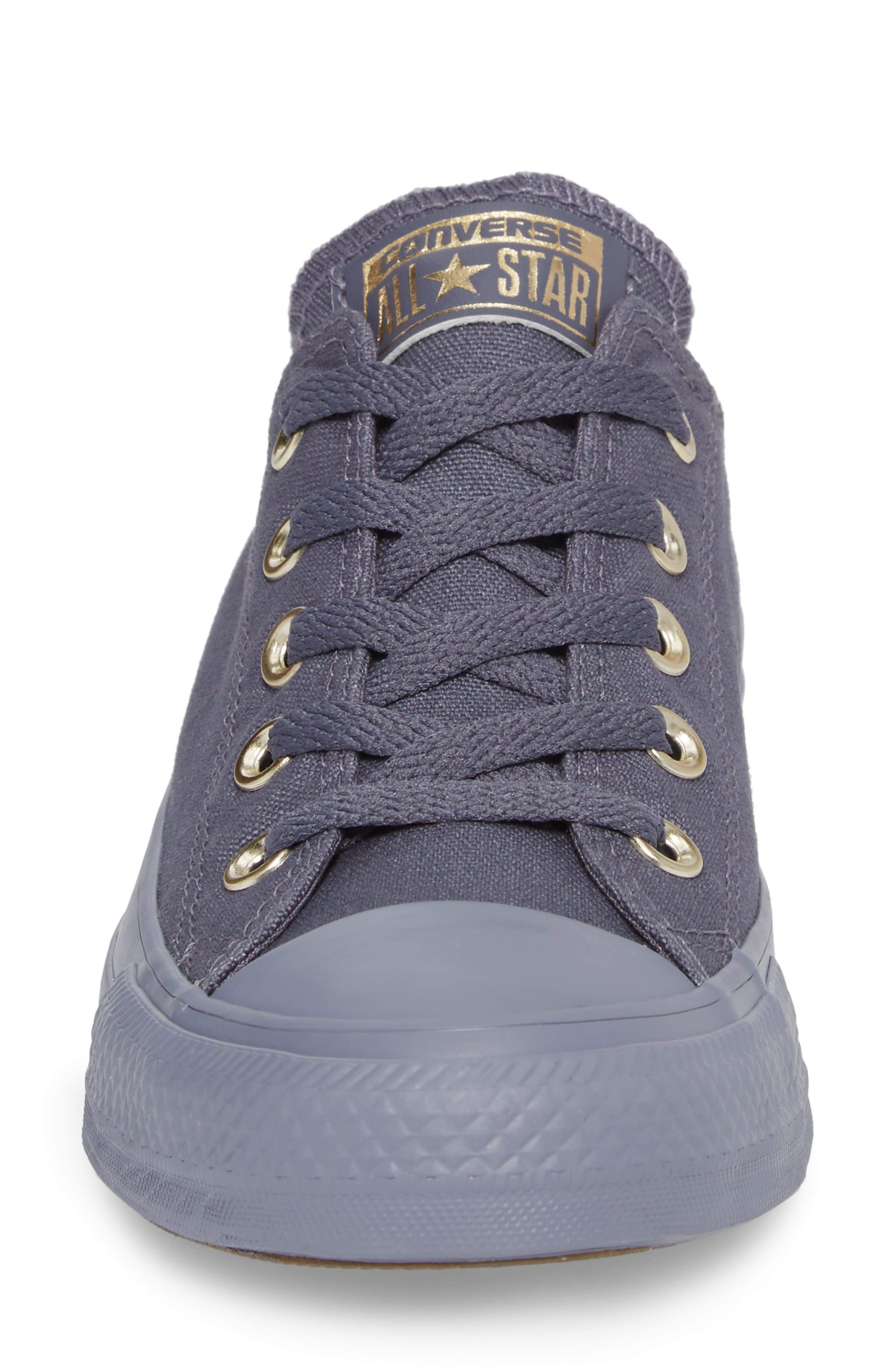 Chuck Taylor<sup>®</sup> All Star<sup>®</sup> Ox Sneaker,                             Alternate thumbnail 4, color,                             021