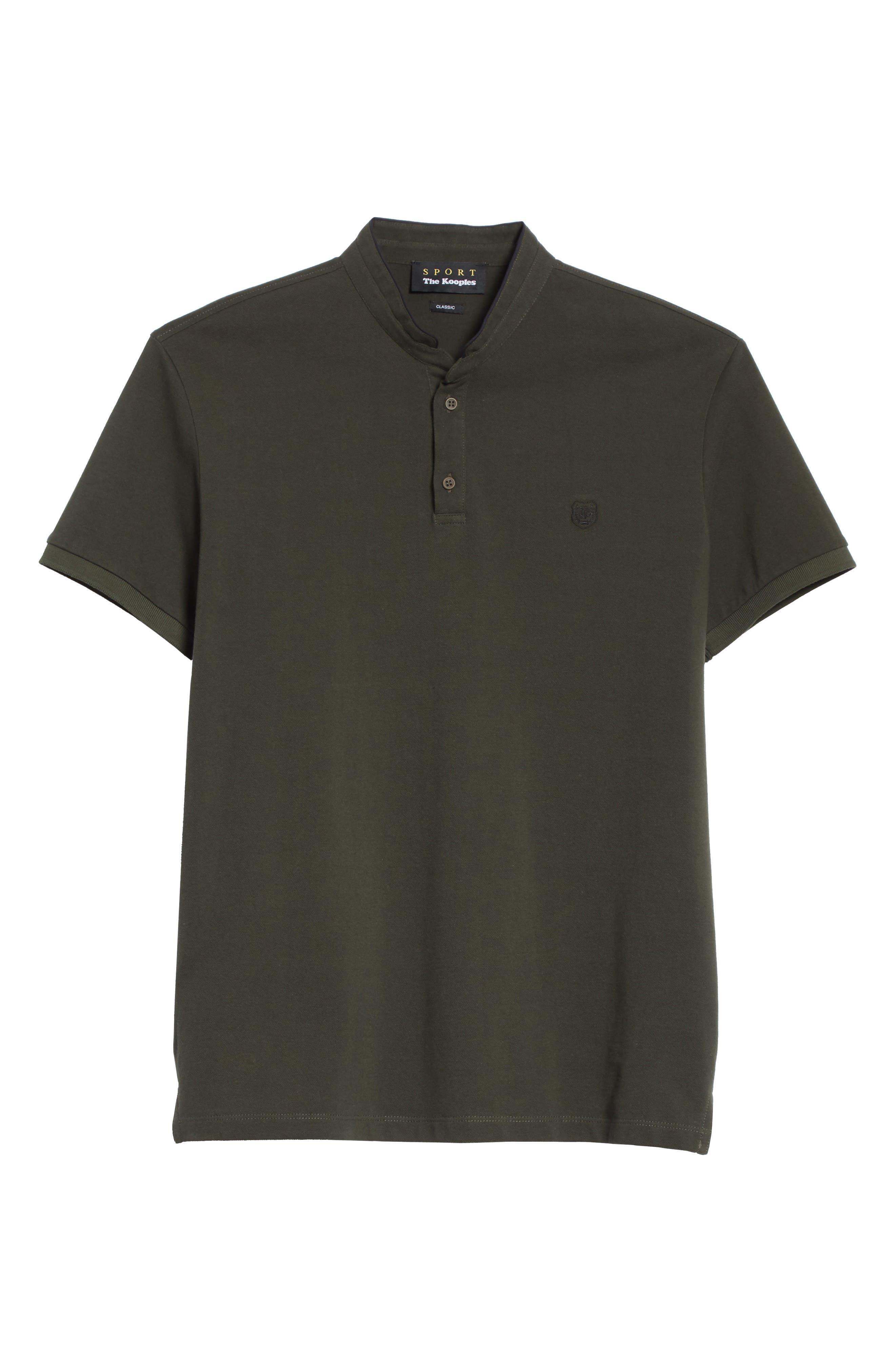 Officer Polo Shirt,                             Alternate thumbnail 6, color,                             311