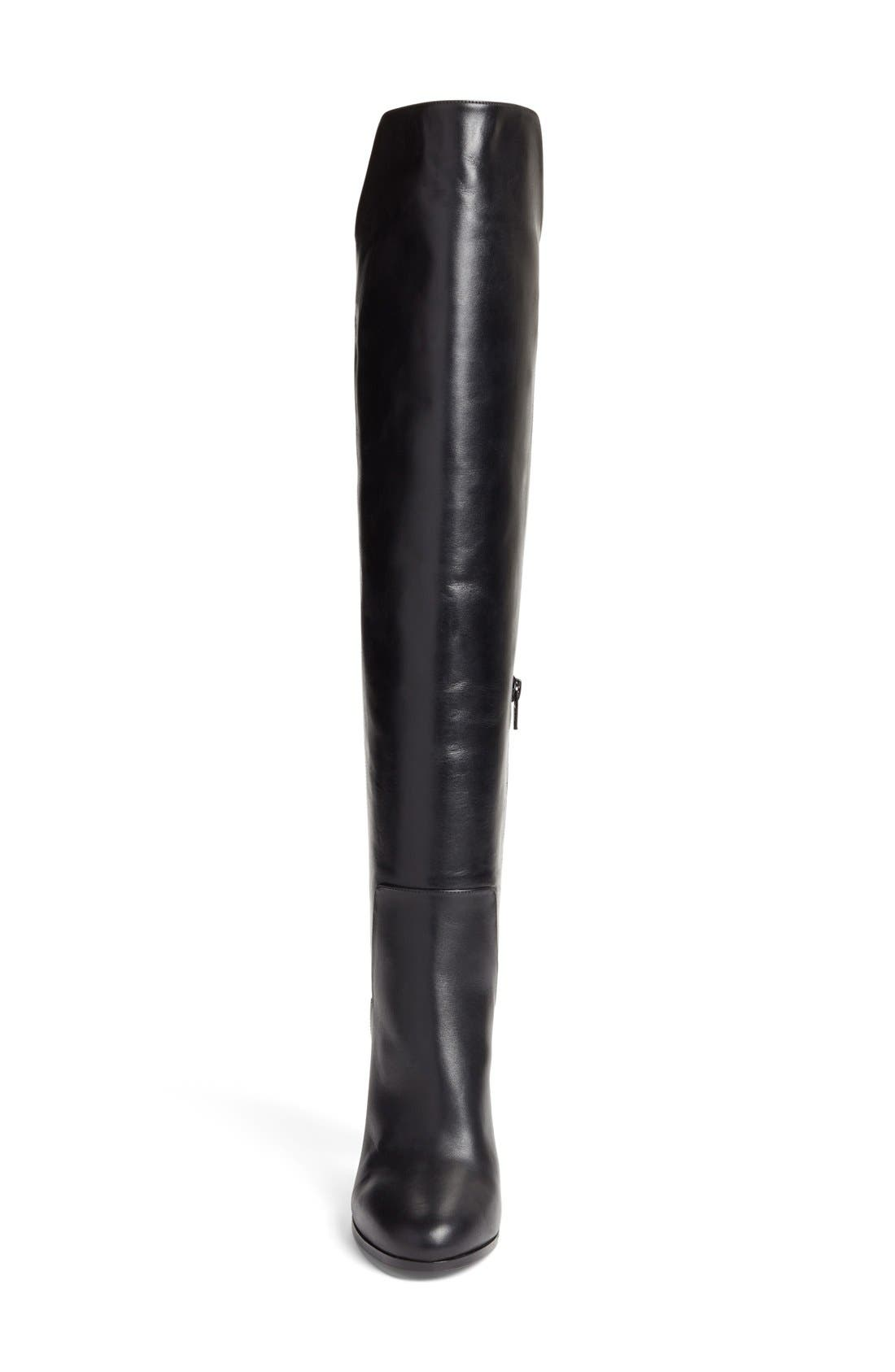 'Dempsey' Over the Knee Boot,                             Alternate thumbnail 2, color,                             003