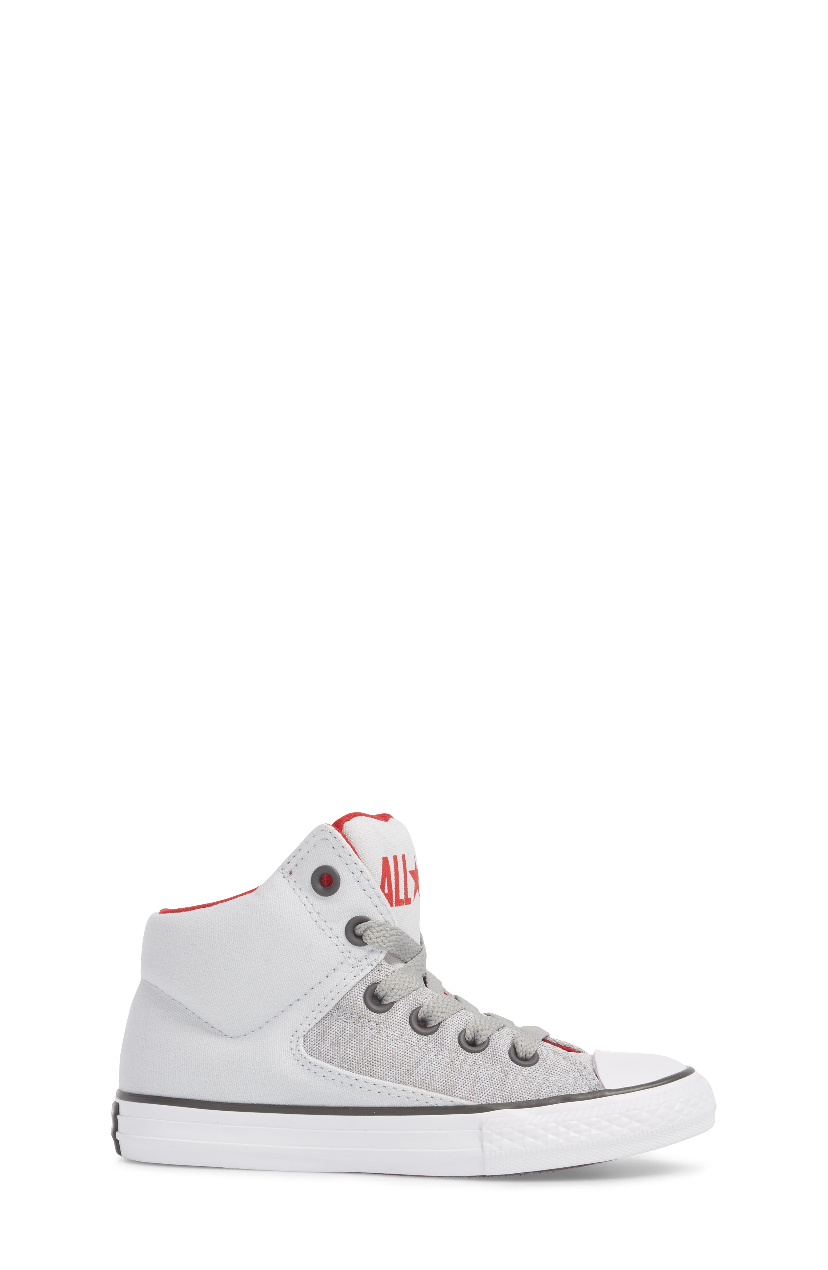 Chuck Taylor<sup>®</sup> All Star<sup>®</sup> High Street High Top Sneaker,                             Alternate thumbnail 6, color,